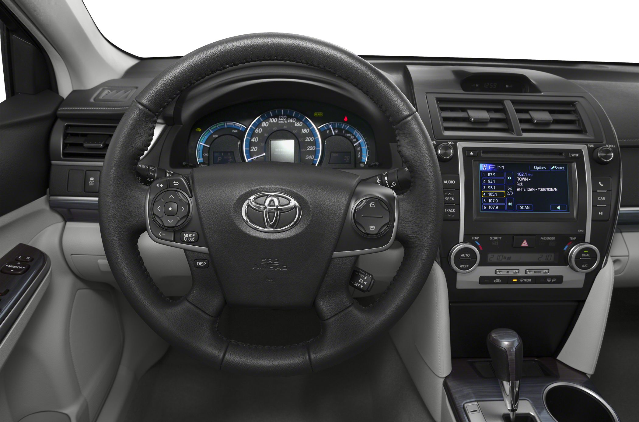 2014 Toyota Camry Hybrid Image 16