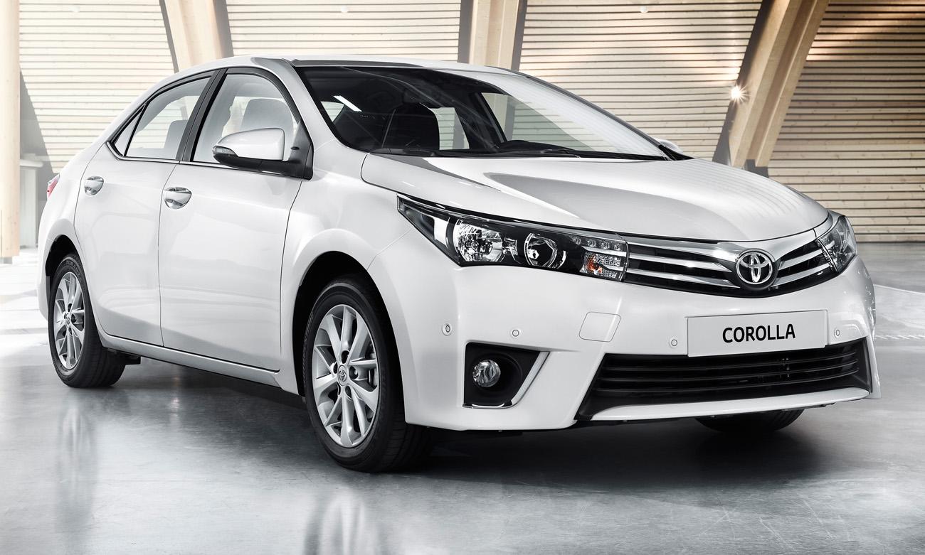 2014 Toyota Corolla #11 Toyota Corolla #11