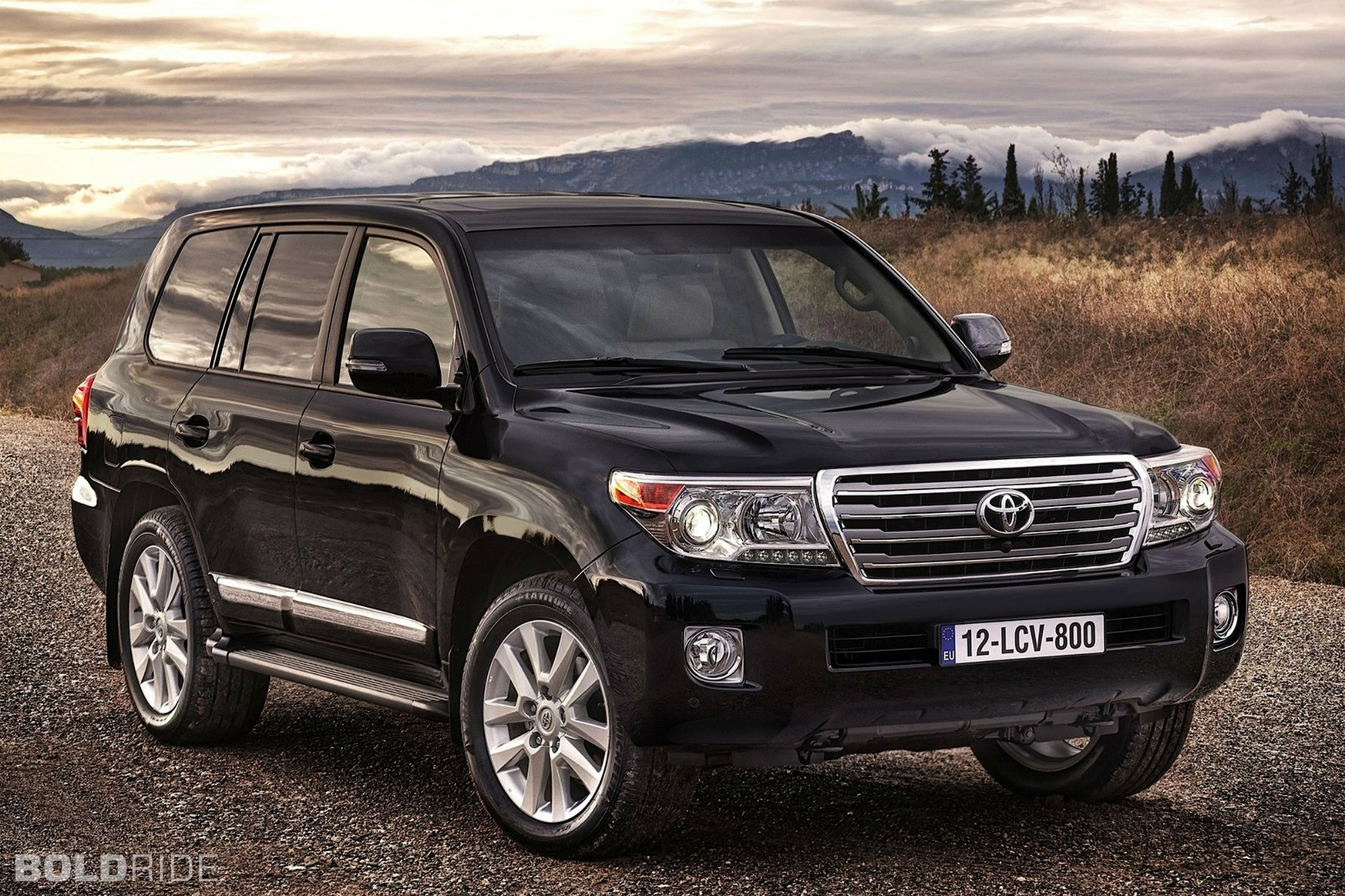 toyota land cruiser 20