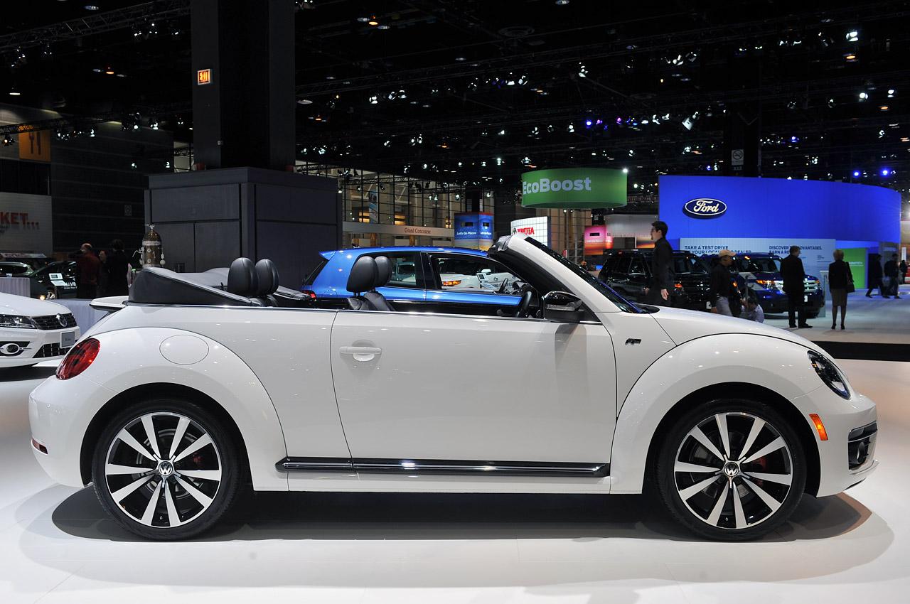 Volkswagen Beetle Convertible >> 2014 VOLKSWAGEN BEETLE CONVERTIBLE - Image #1