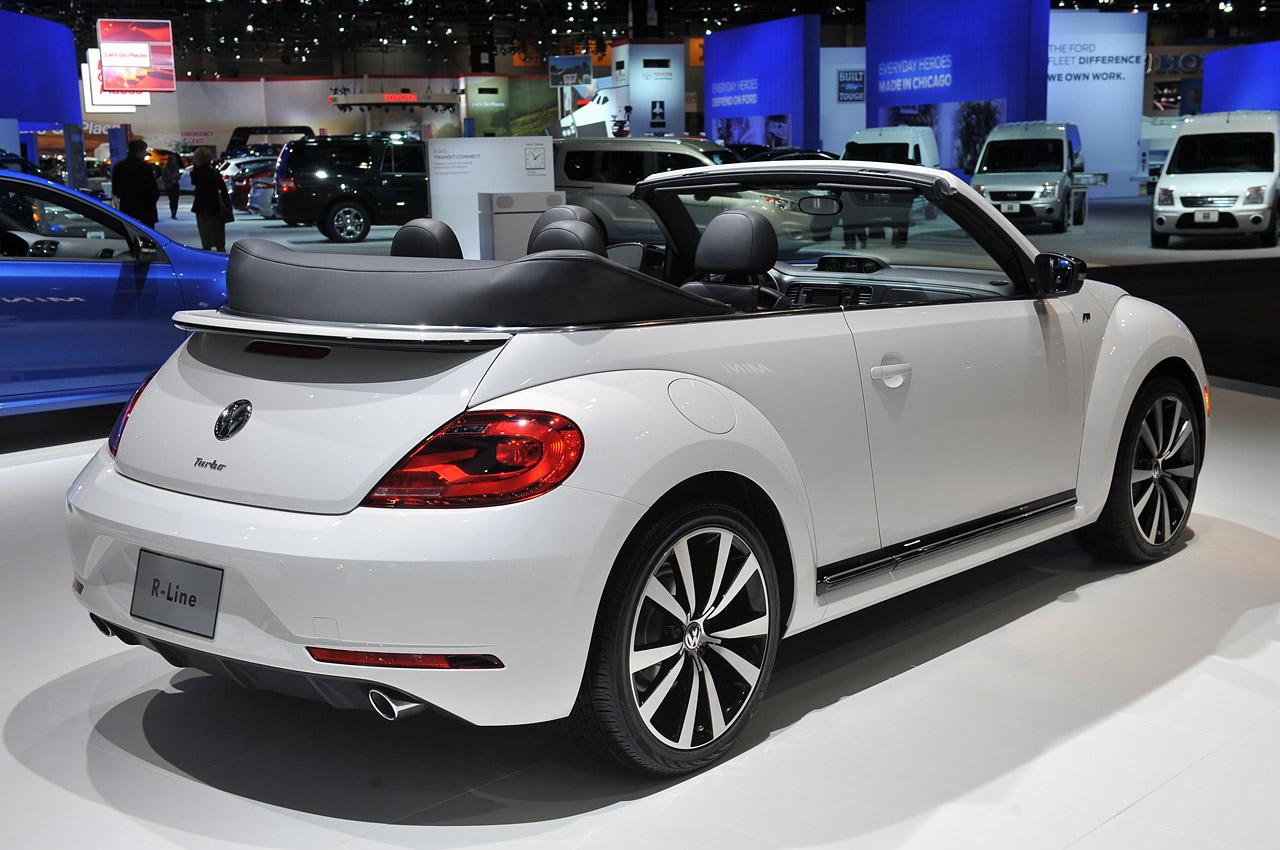 2014 volkswagen beetle convertible image 7. Black Bedroom Furniture Sets. Home Design Ideas