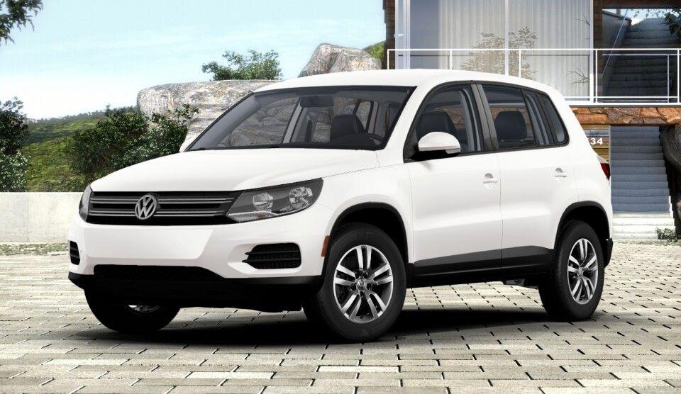 2014 Volkswagen Tiguan Image 14