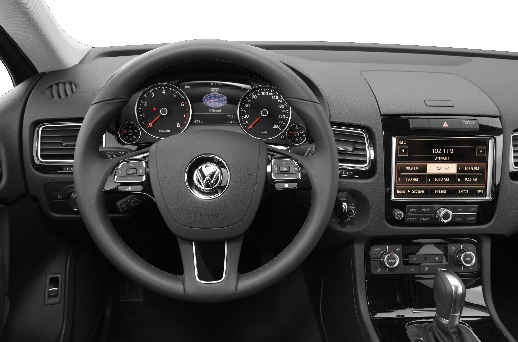 2014 volkswagen touareg - information and photos - zombiedrive