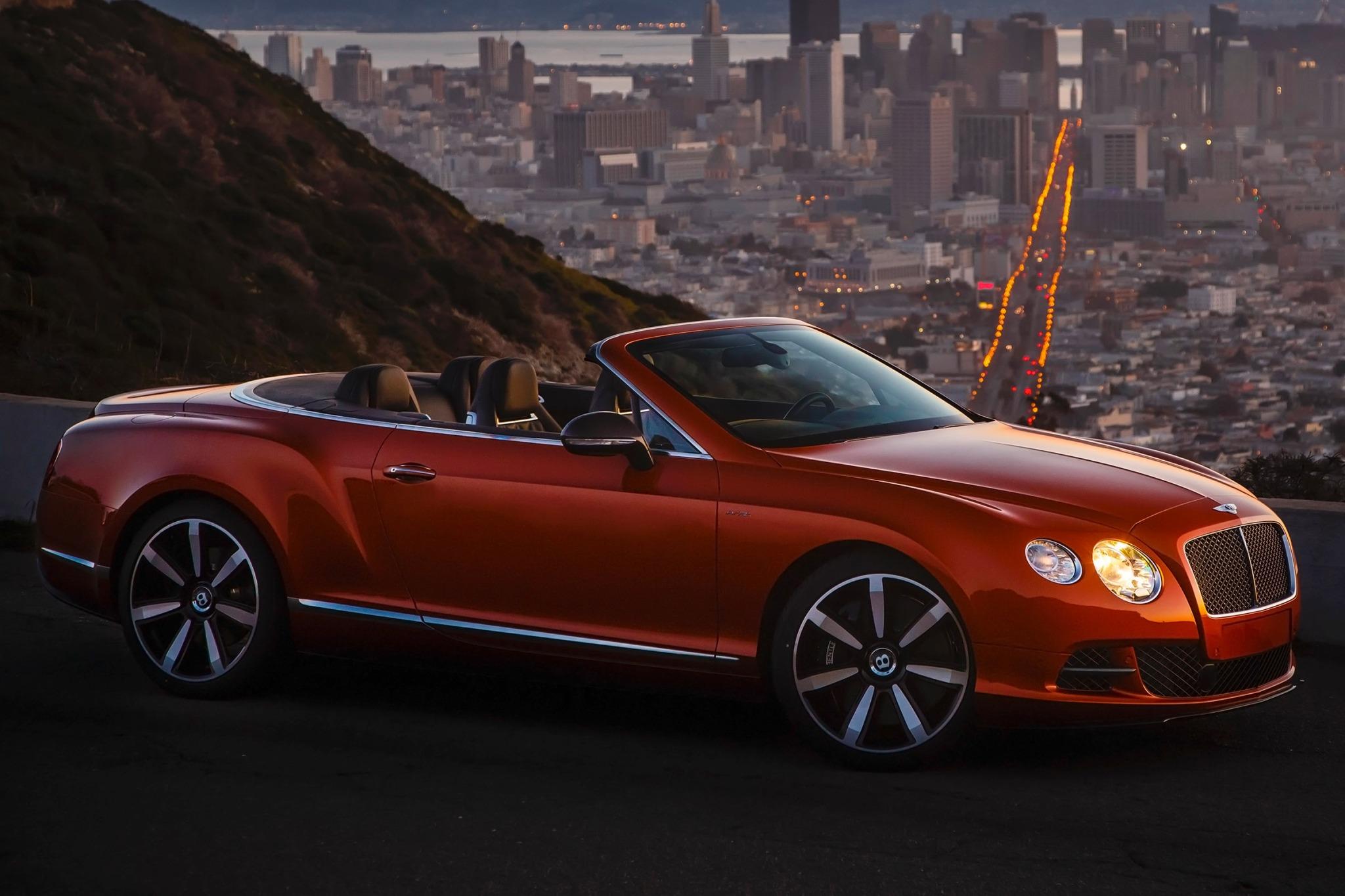 2014 Bentley Continental Gt Speed Convertible Image 2