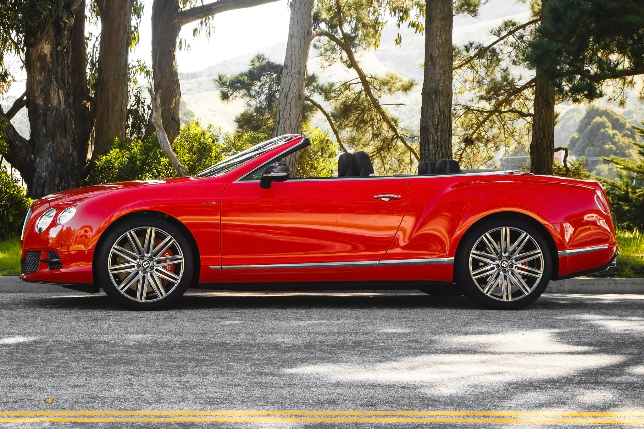 2014 Bentley Continental  interior #6