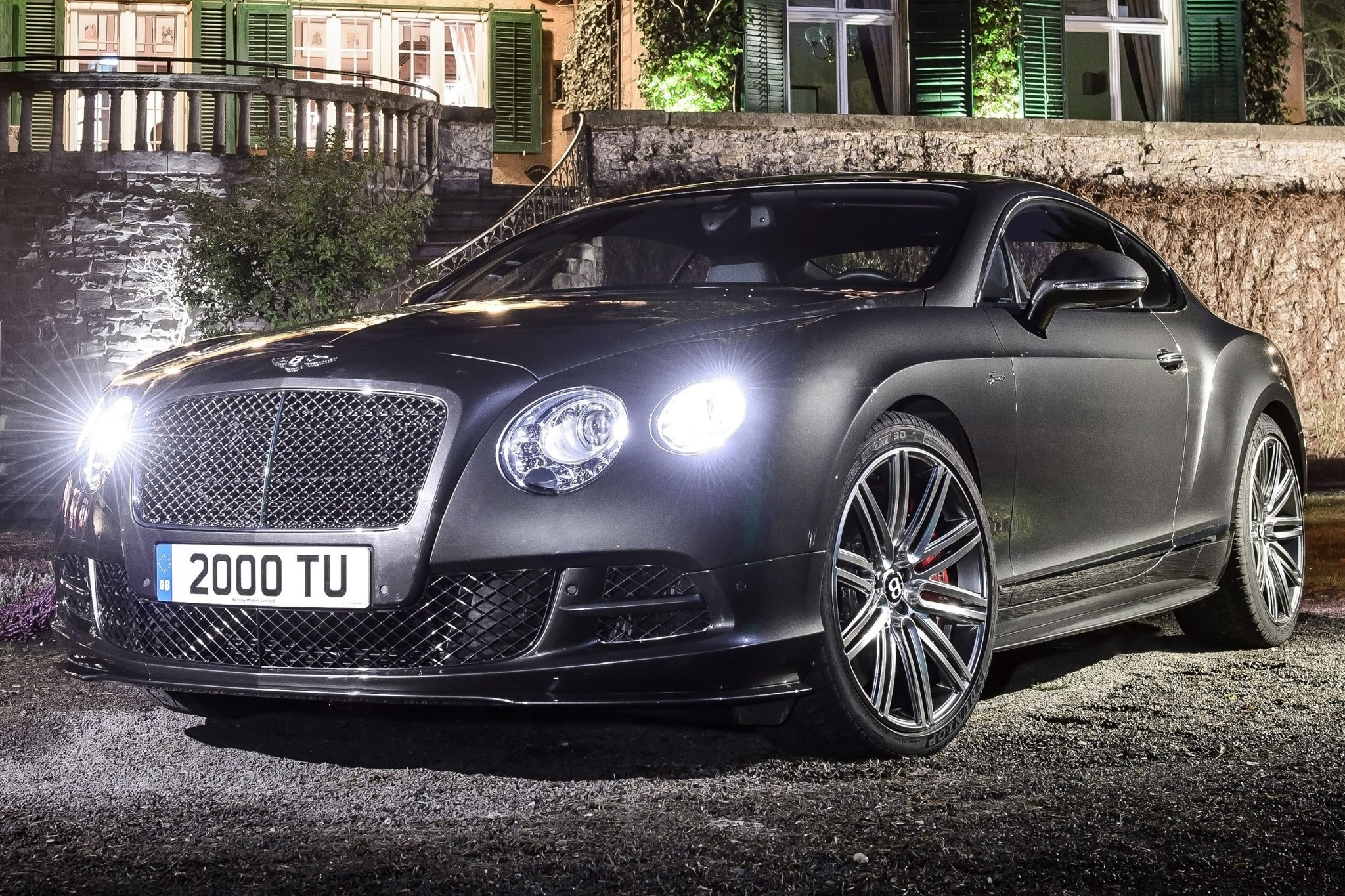 2014 Bentley Continental  interior #2
