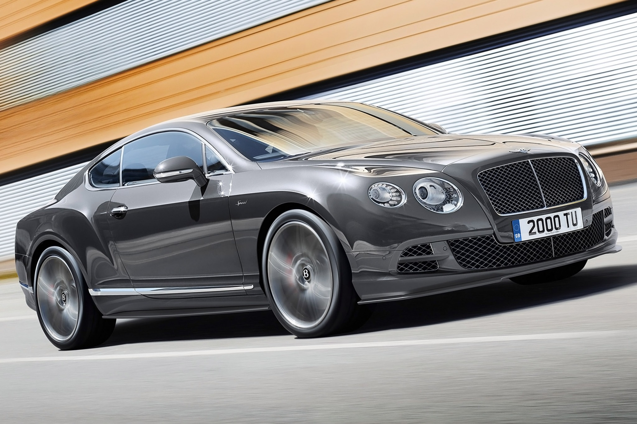 2014 Bentley Continental  interior #3
