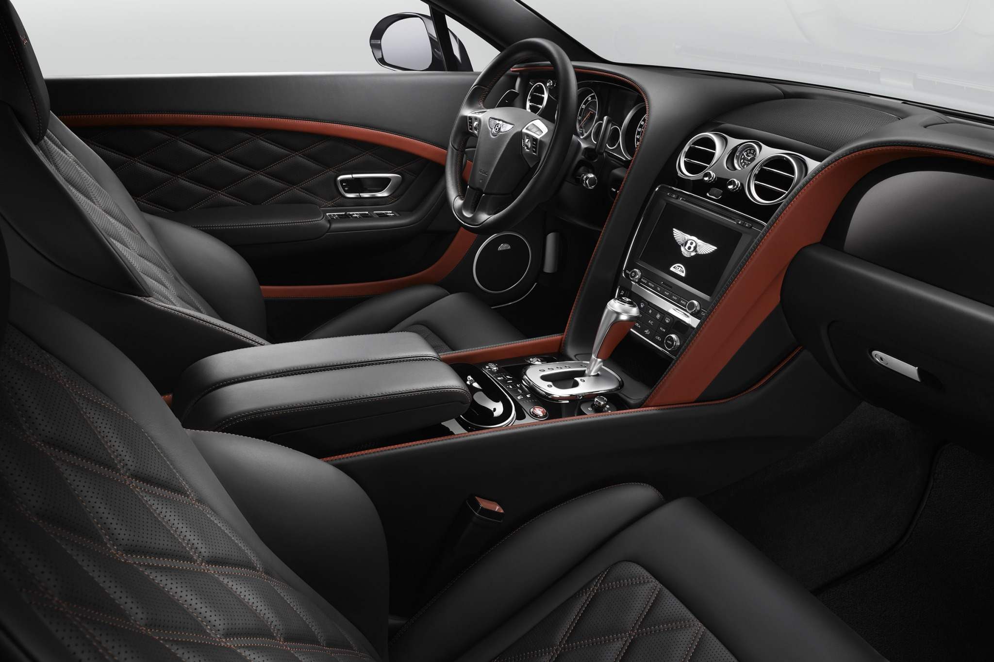 2014 Bentley Continental  interior #9