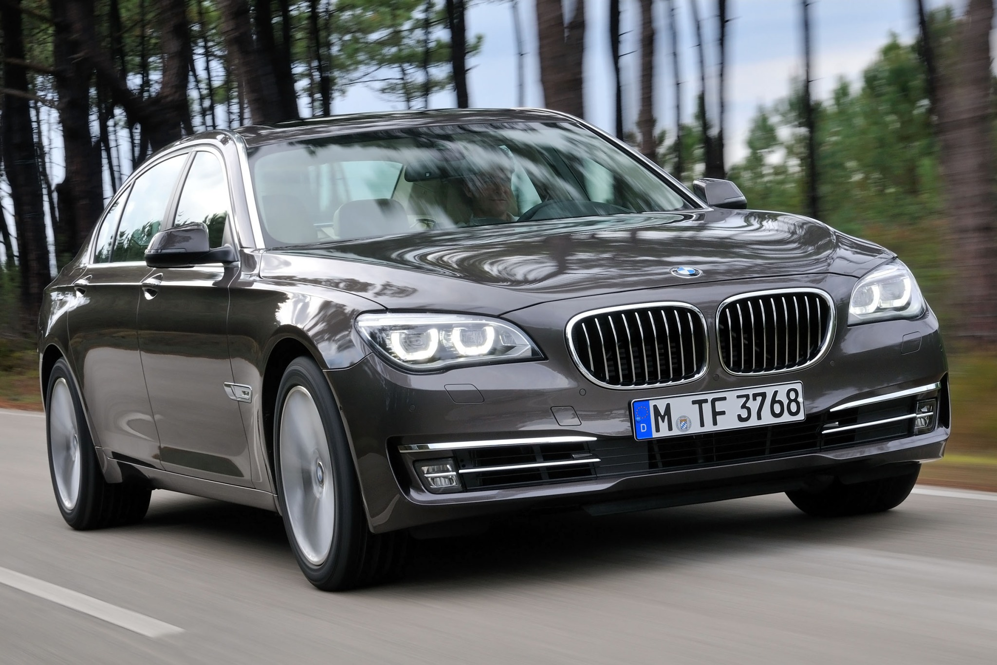 4 Series Sedan >> 2015 BMW 7 SERIES - Image #4
