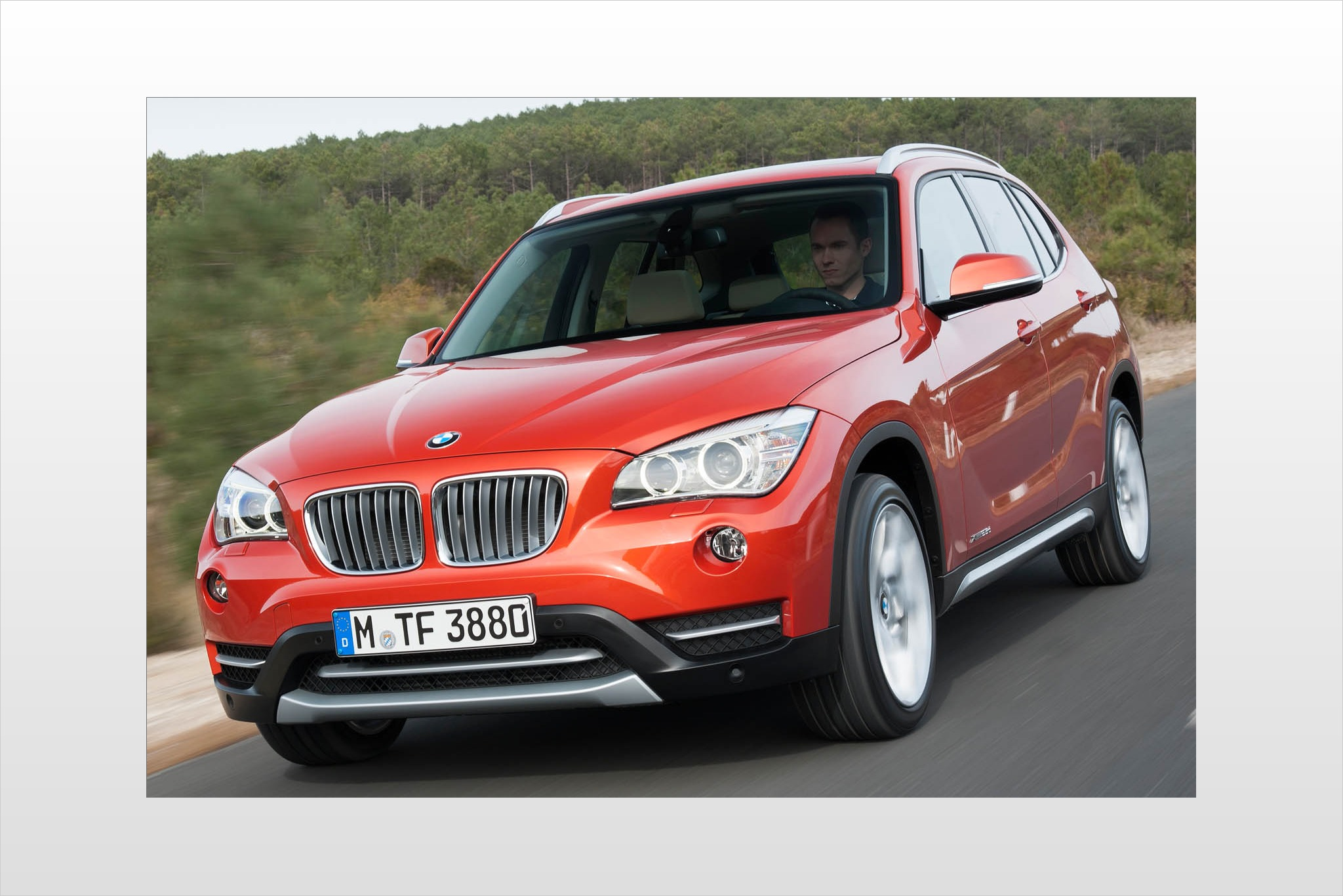2015 BMW X1  Information and photos  ZombieDrive