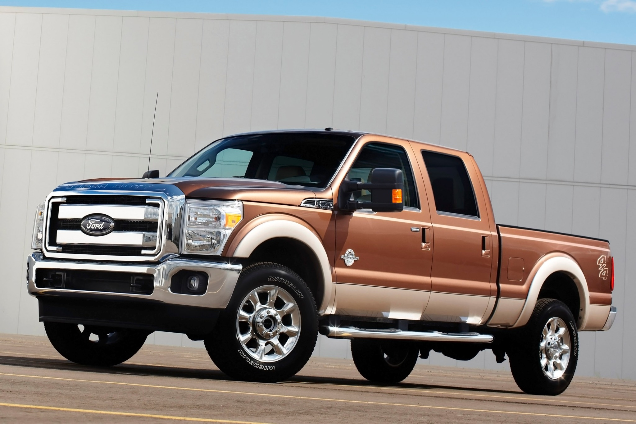 2014 Ford F-250 Super Dut interior #8