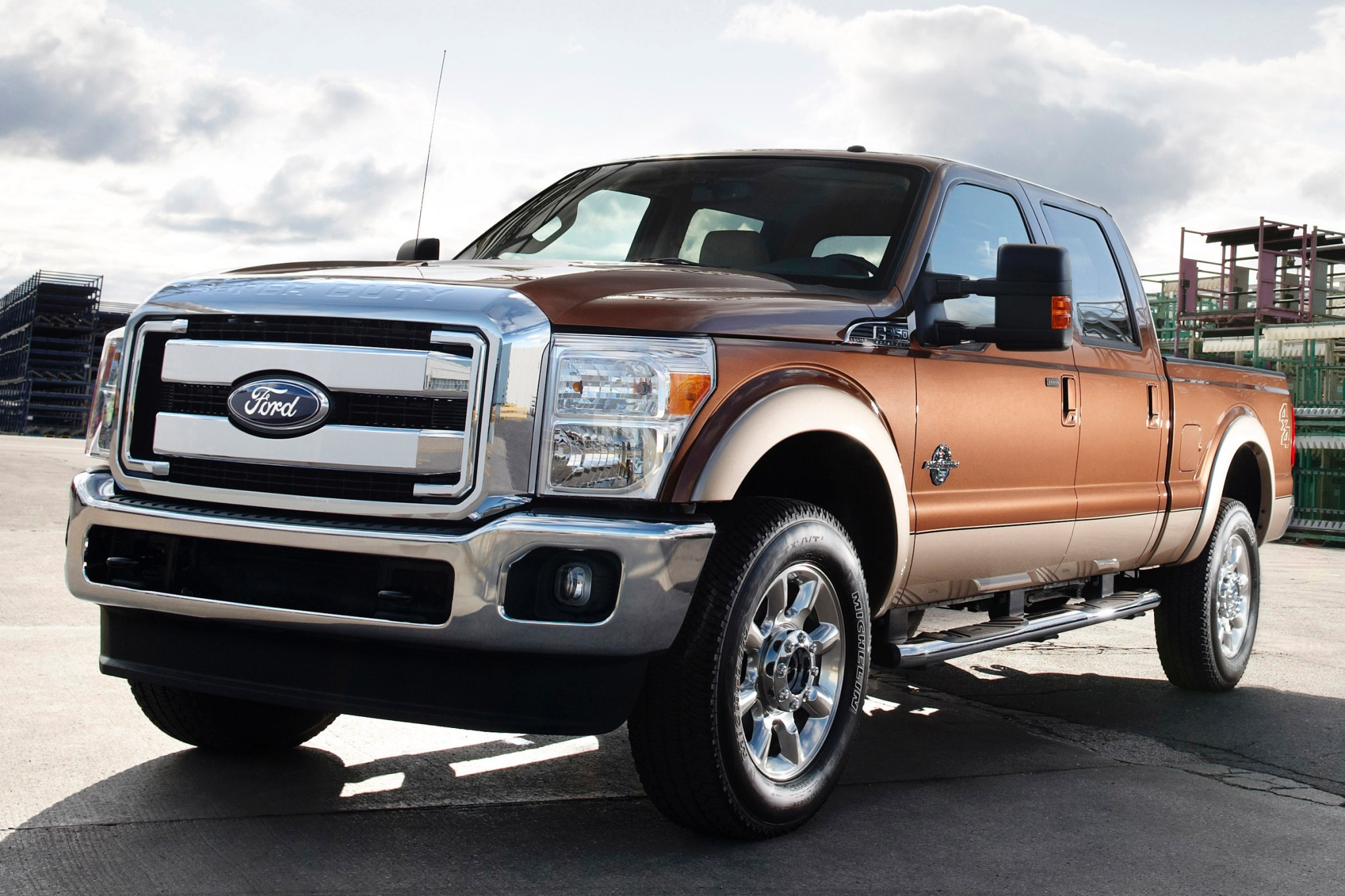 2014 Ford F-250 Super Dut interior #6