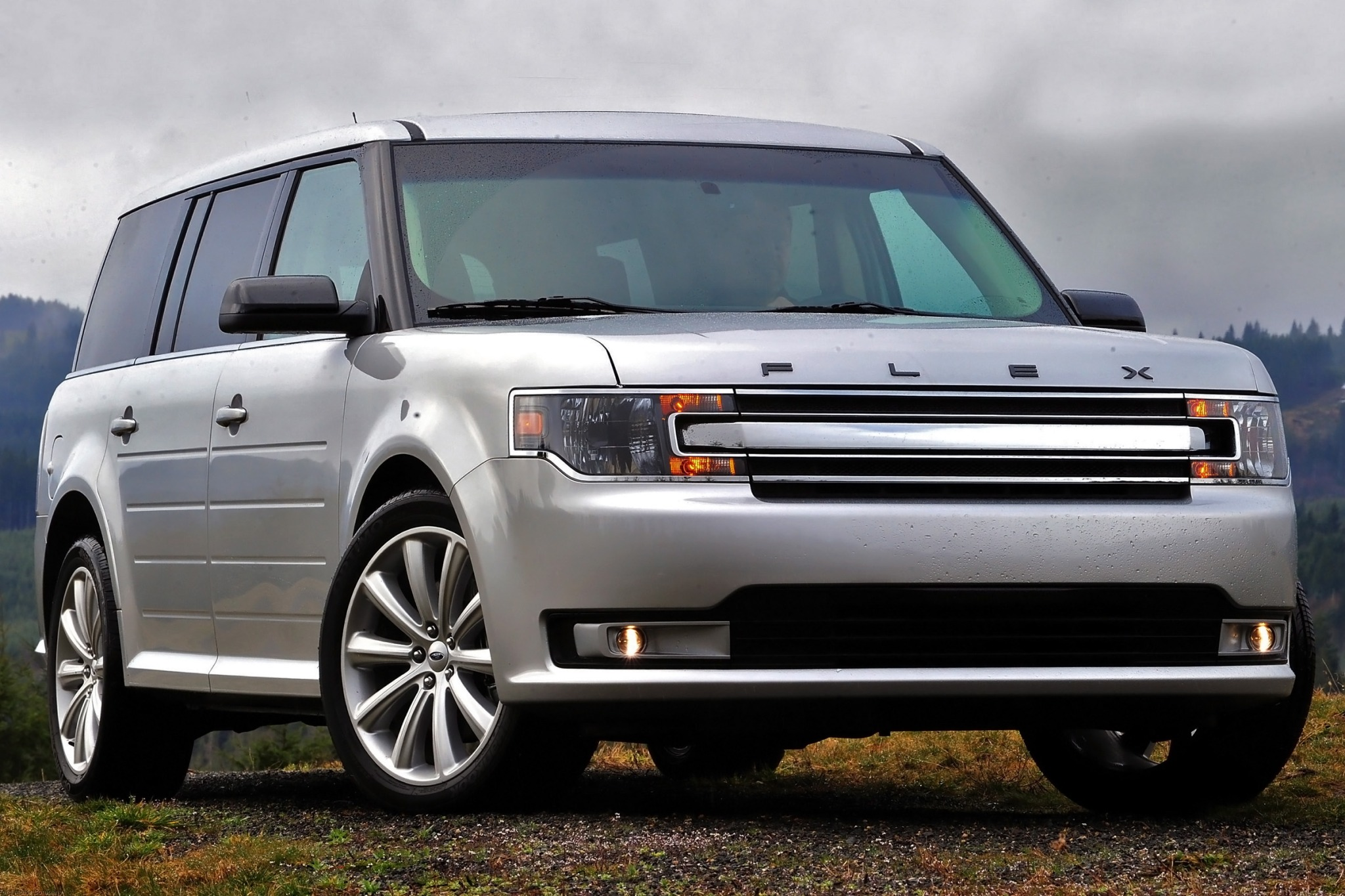 2014 Ford Flex Limited Wa exterior #1