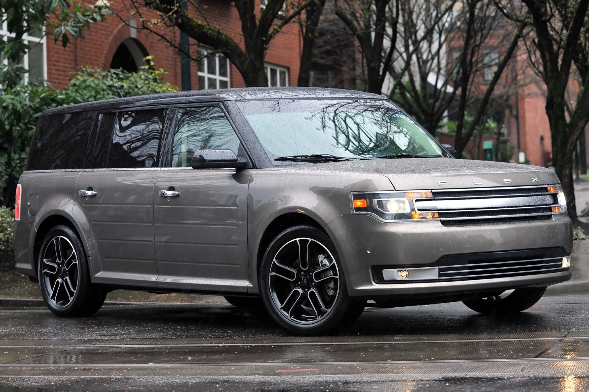 2014 Ford Flex Limited Wa exterior #3