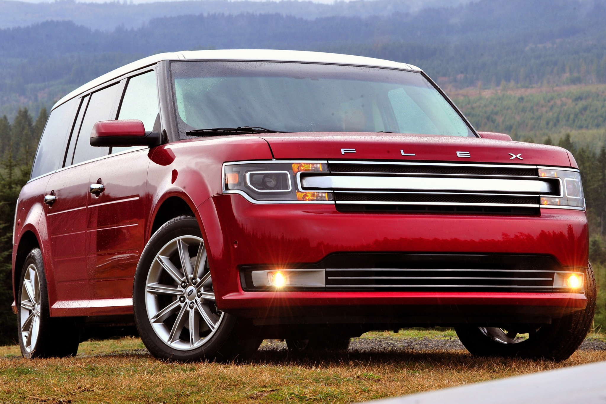 2014 Ford Flex Limited Wa exterior #4