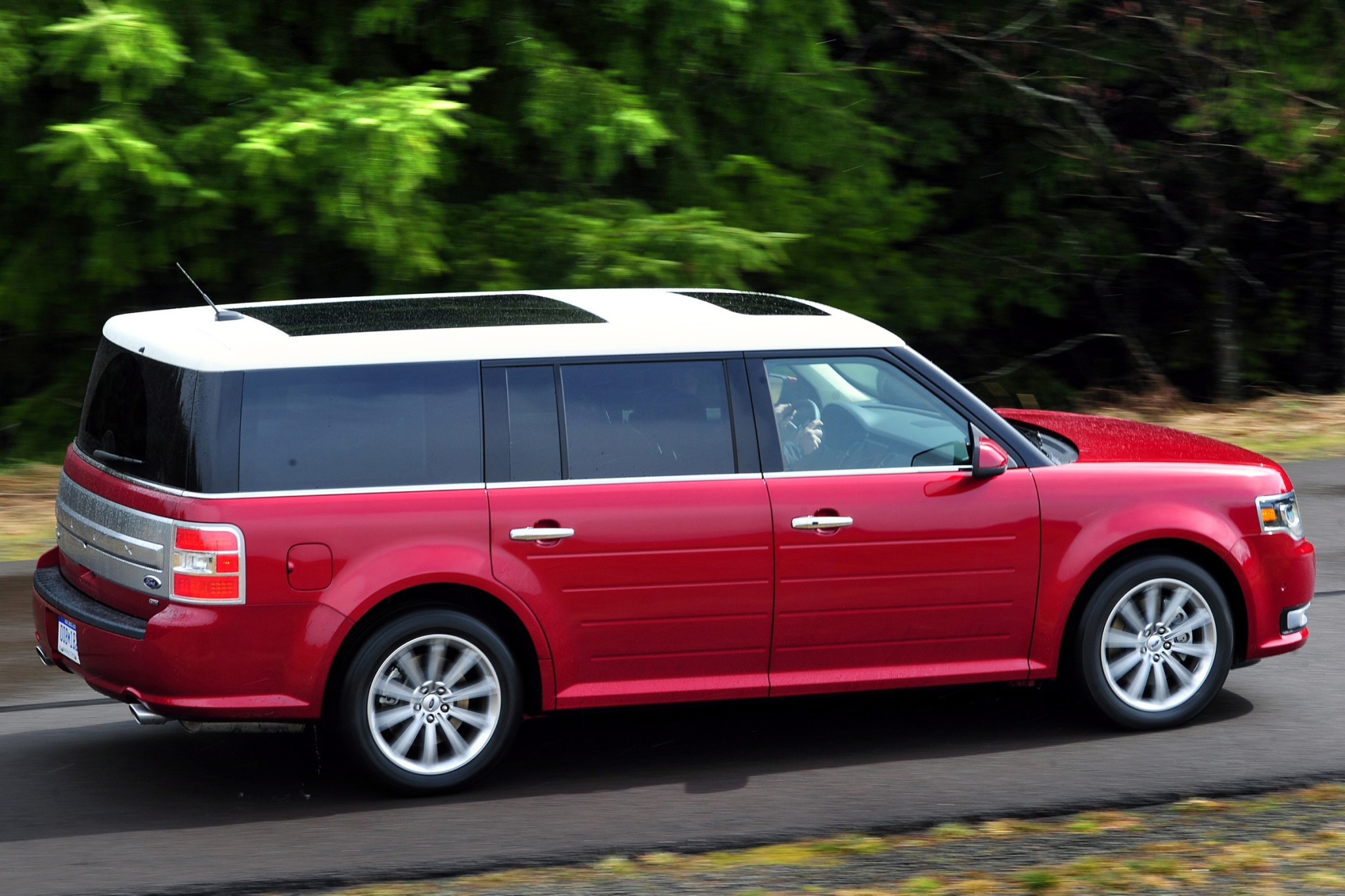 2014 Ford Flex Limited Wa exterior #8