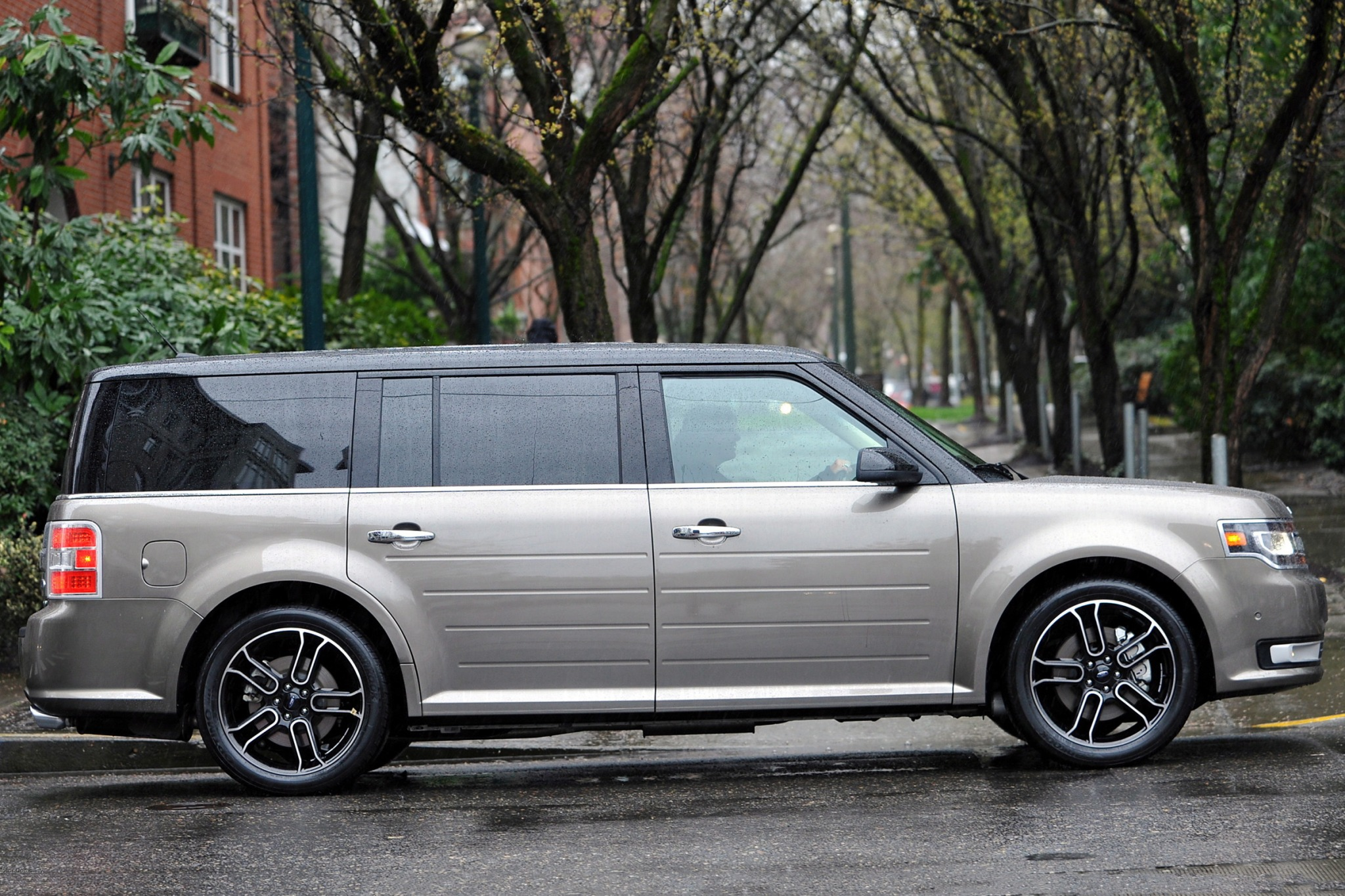 2014 Ford Flex Limited Wa exterior #5