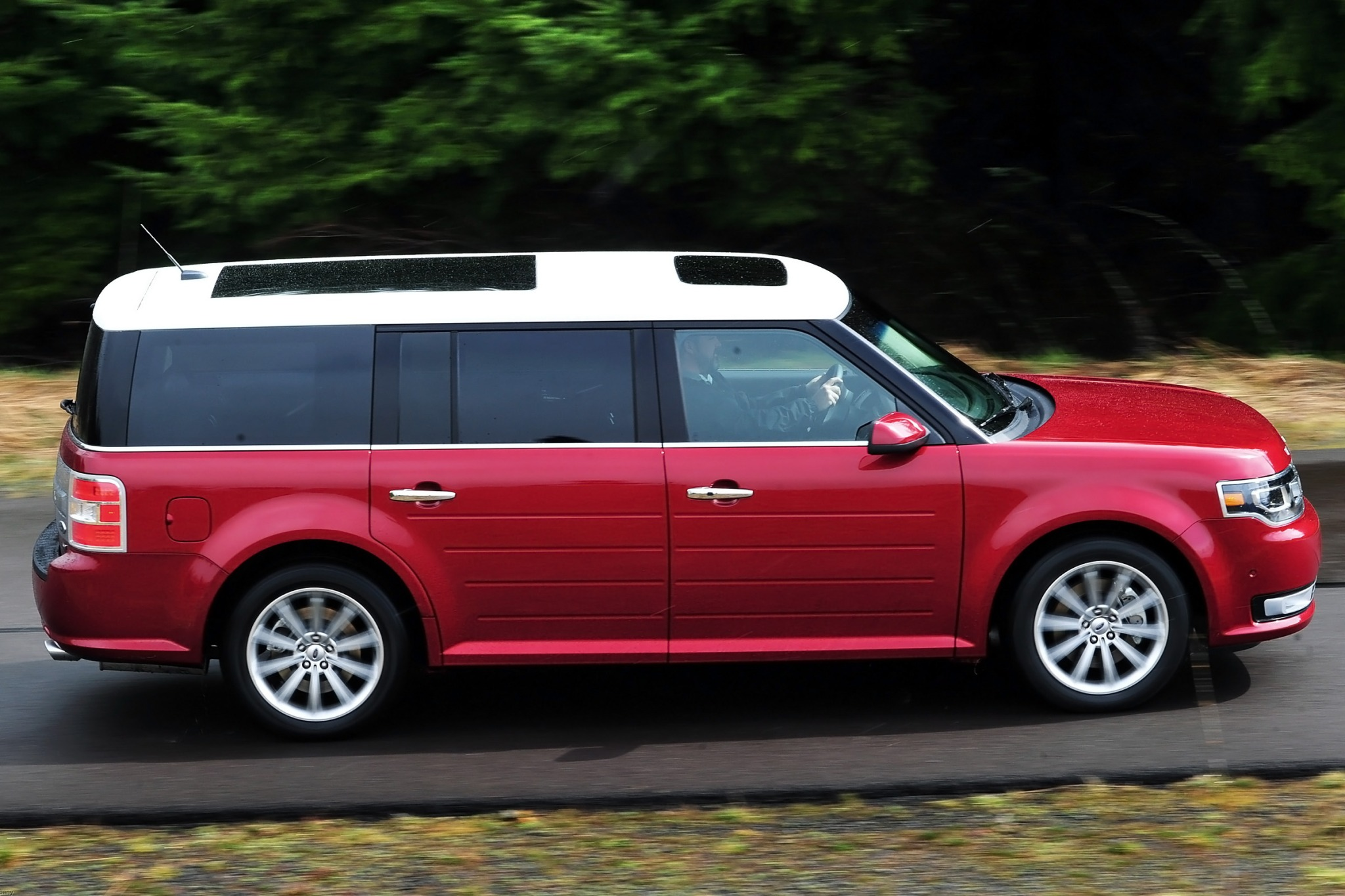 2014 Ford Flex Limited Wa exterior #7