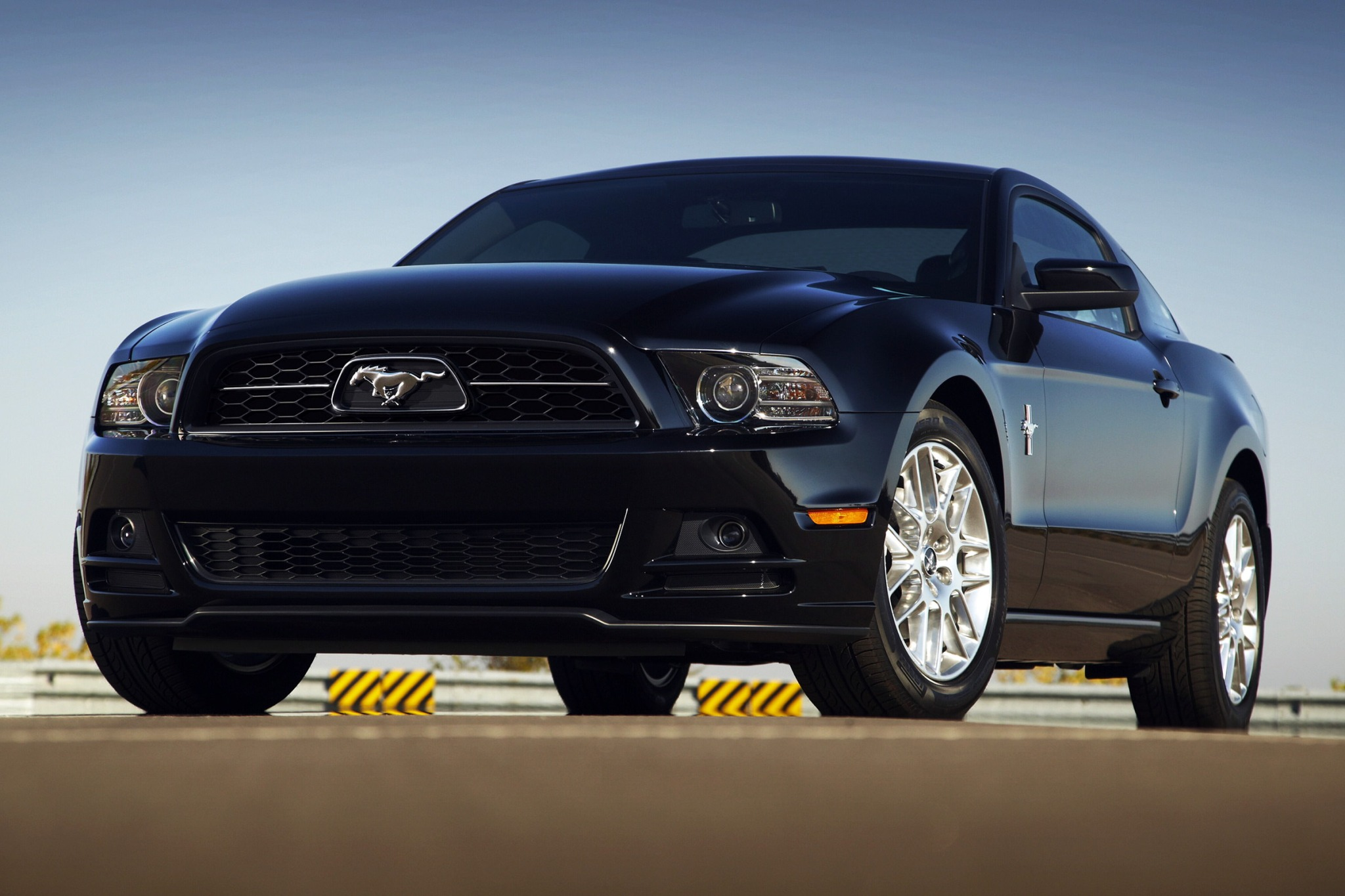 2014 Ford Mustang Headlam exterior #6