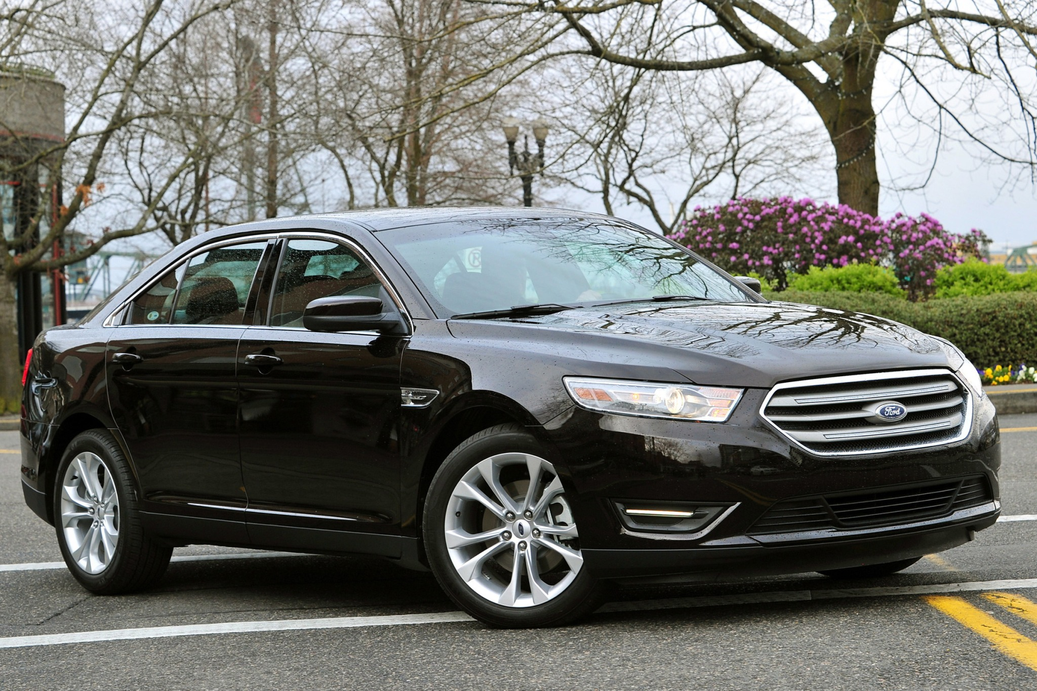 2014 Ford Taurus Limited  exterior #3