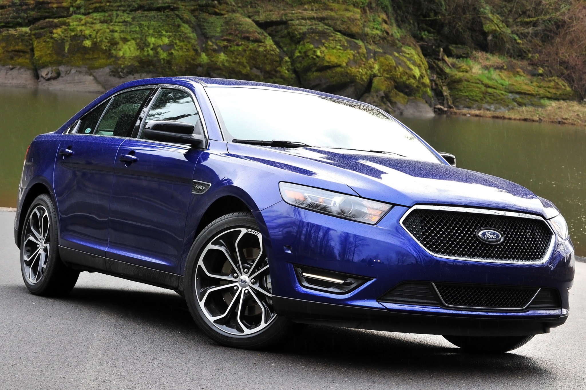 2014 Ford Taurus Limited  exterior #6