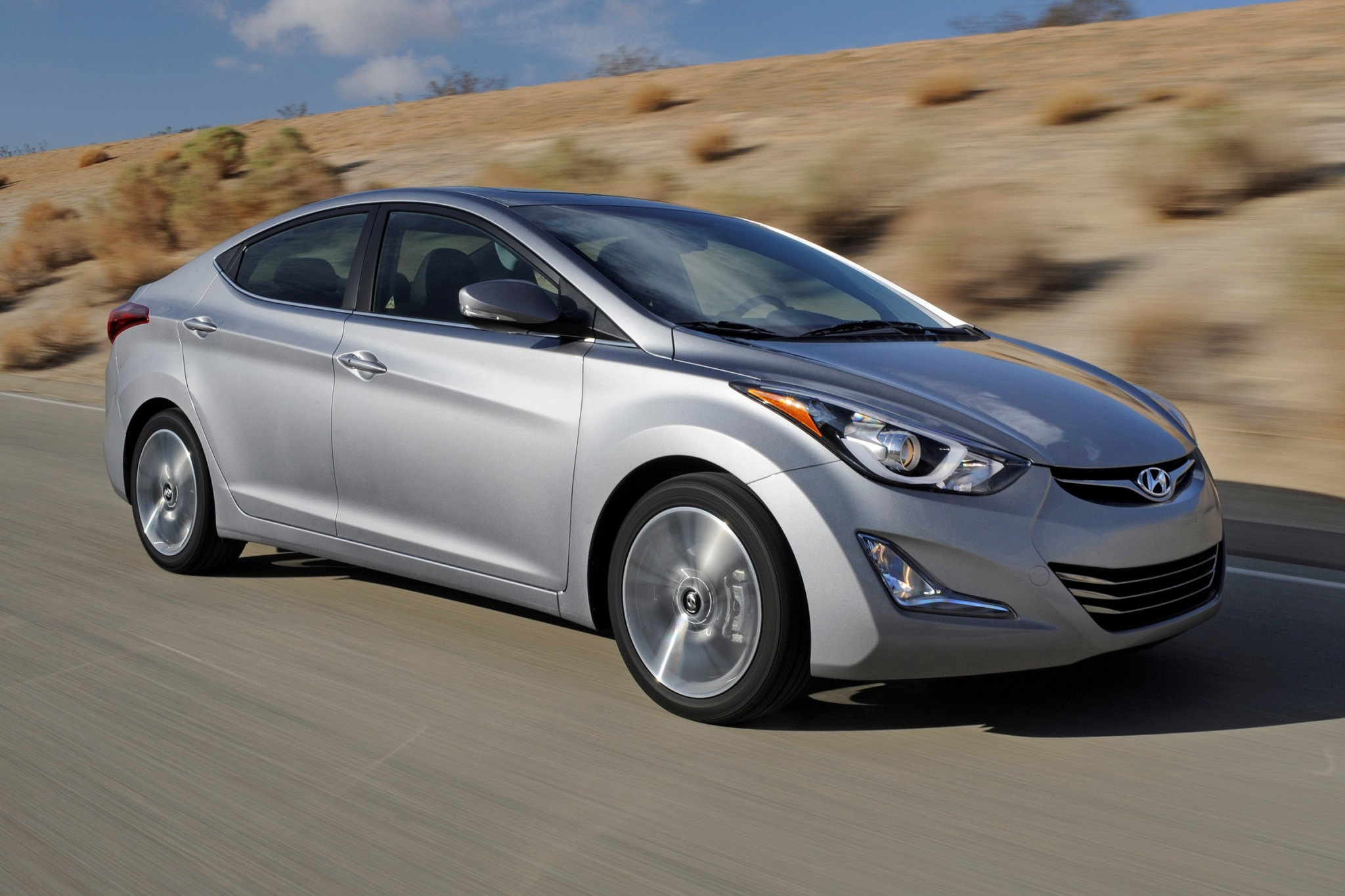 2014 Hyundai Elantra Image 3