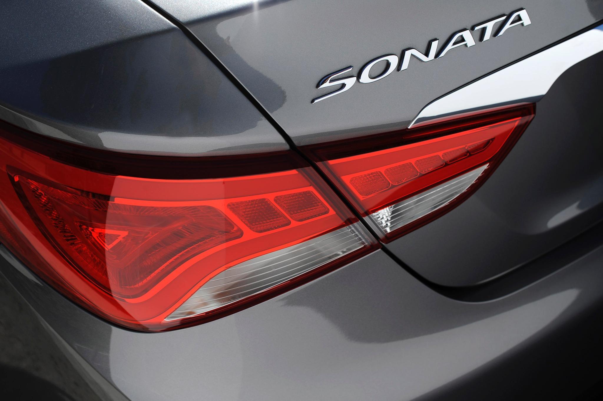 2014 Hyundai Sonata Image 7