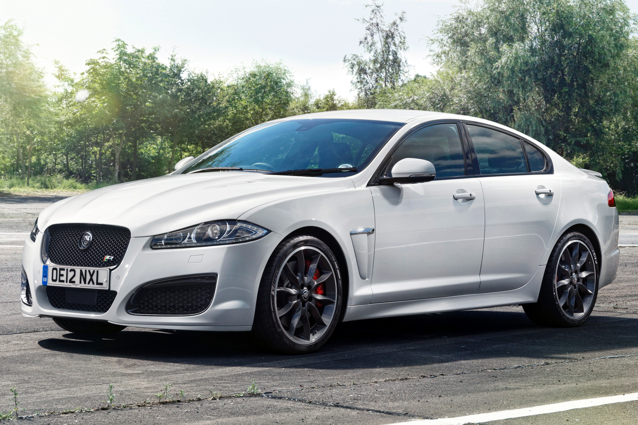 2014 Jaguar XF Sedan Inte interior #3