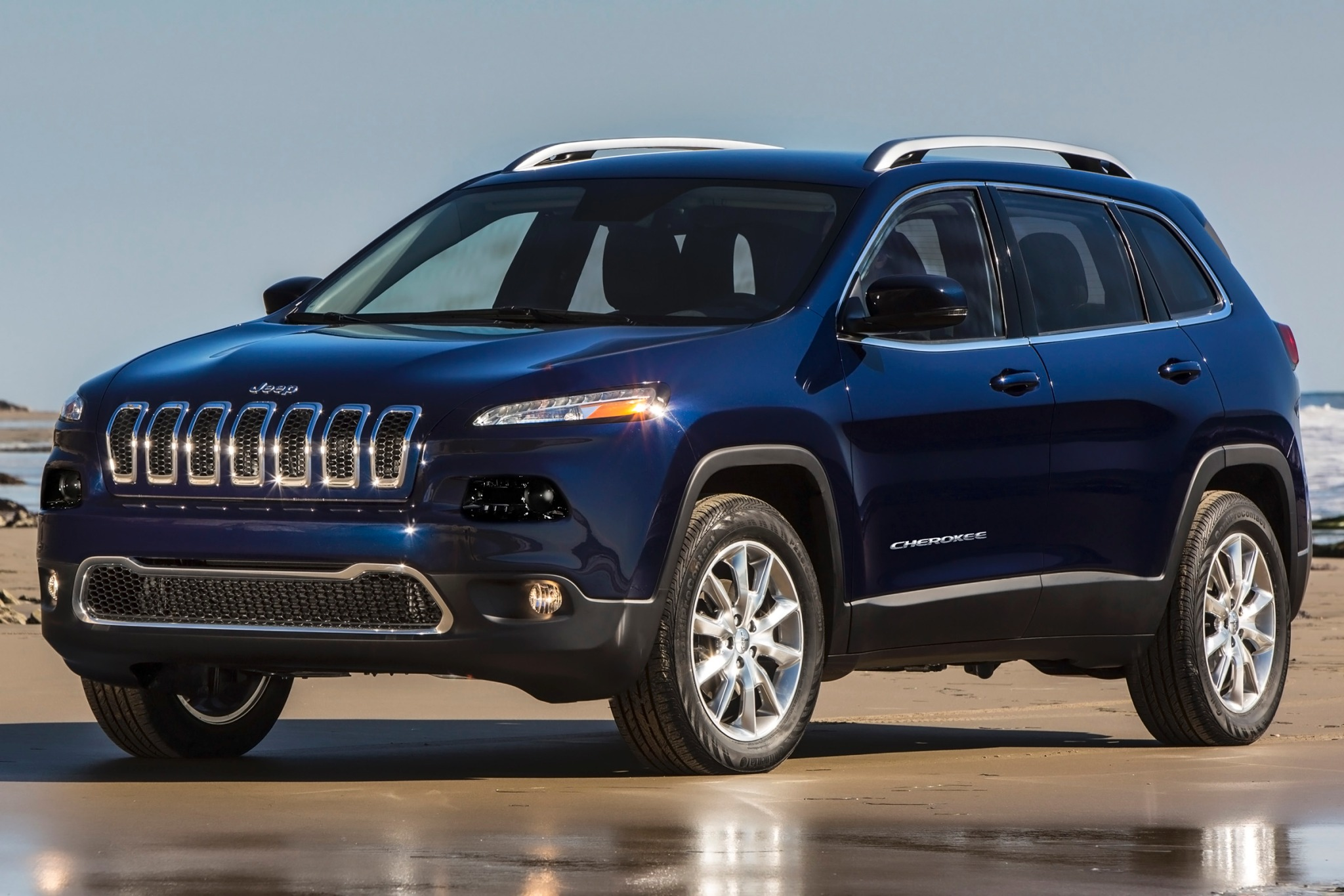 2014 Jeep Cherokee Trailh exterior #5