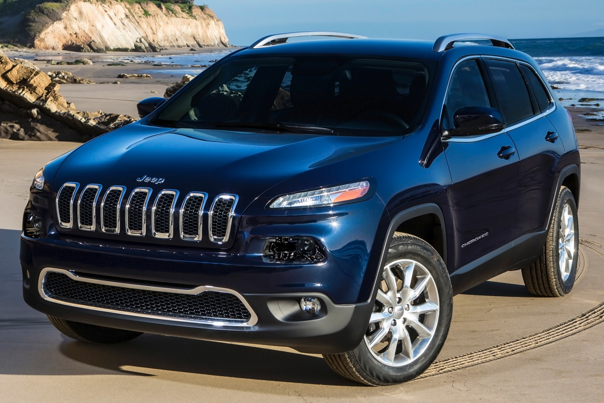 2014 Jeep Cherokee Trailh exterior #4
