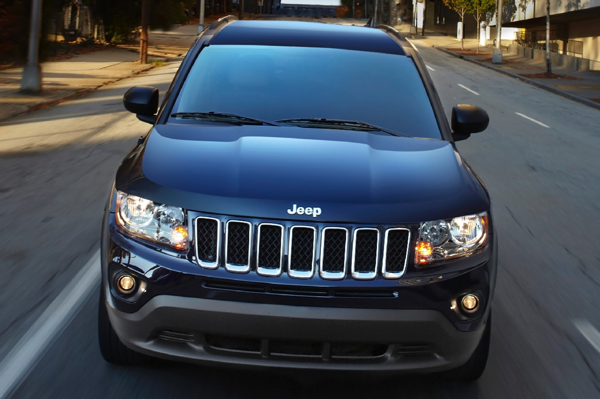 2014 Jeep Compass Limited exterior #7