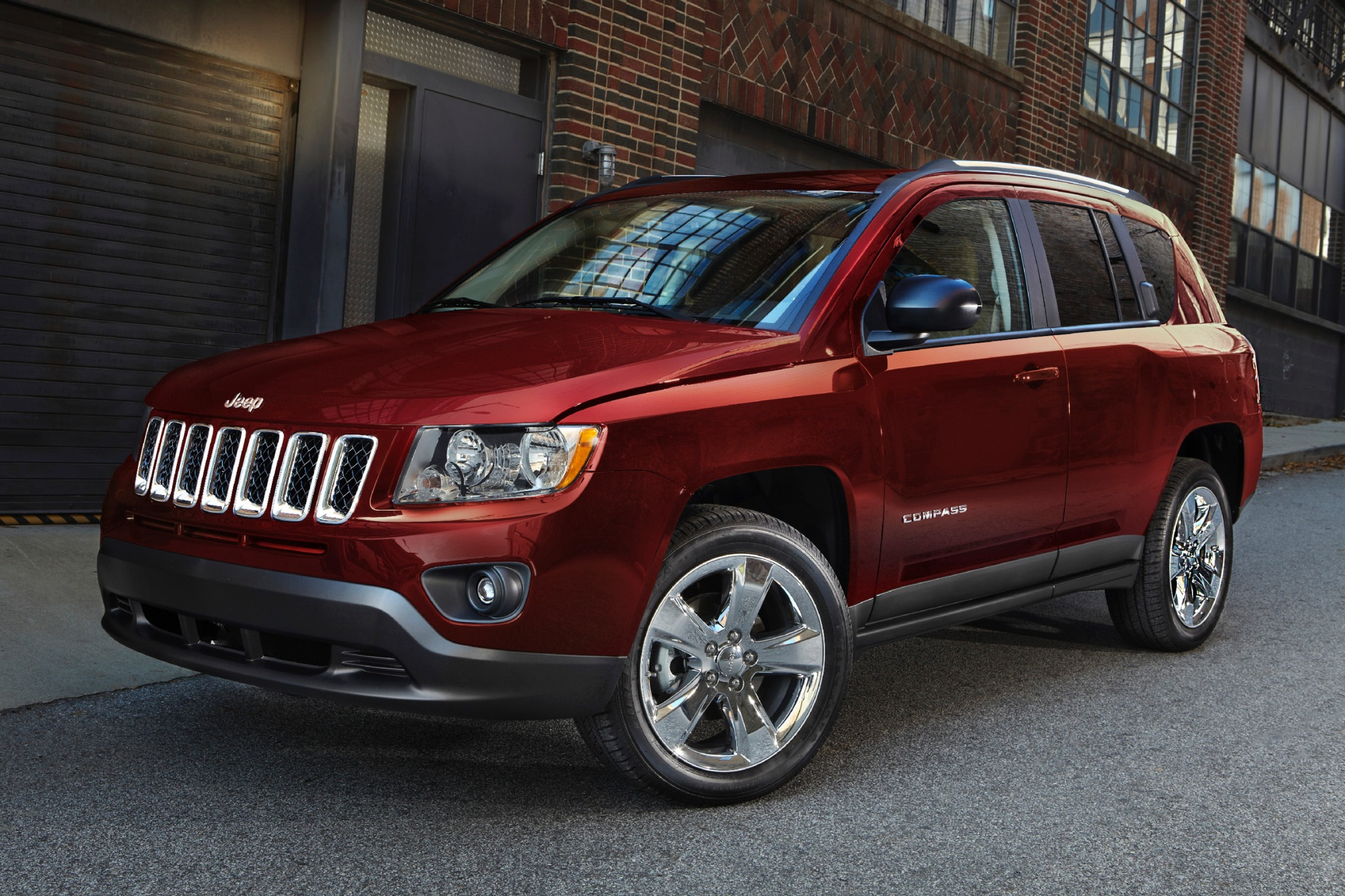 2014 Jeep Compass Limited exterior #5