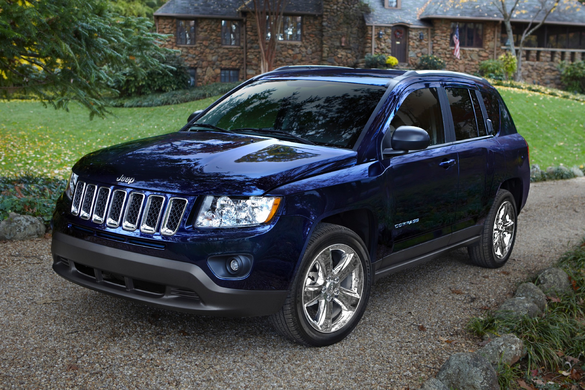 2014 Jeep Compass Limited exterior #4