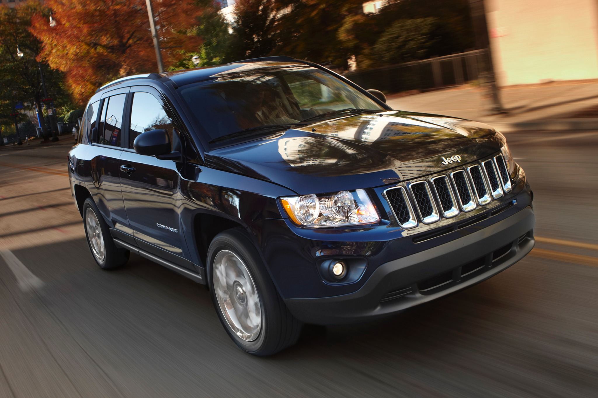 2014 Jeep Compass Limited exterior #3