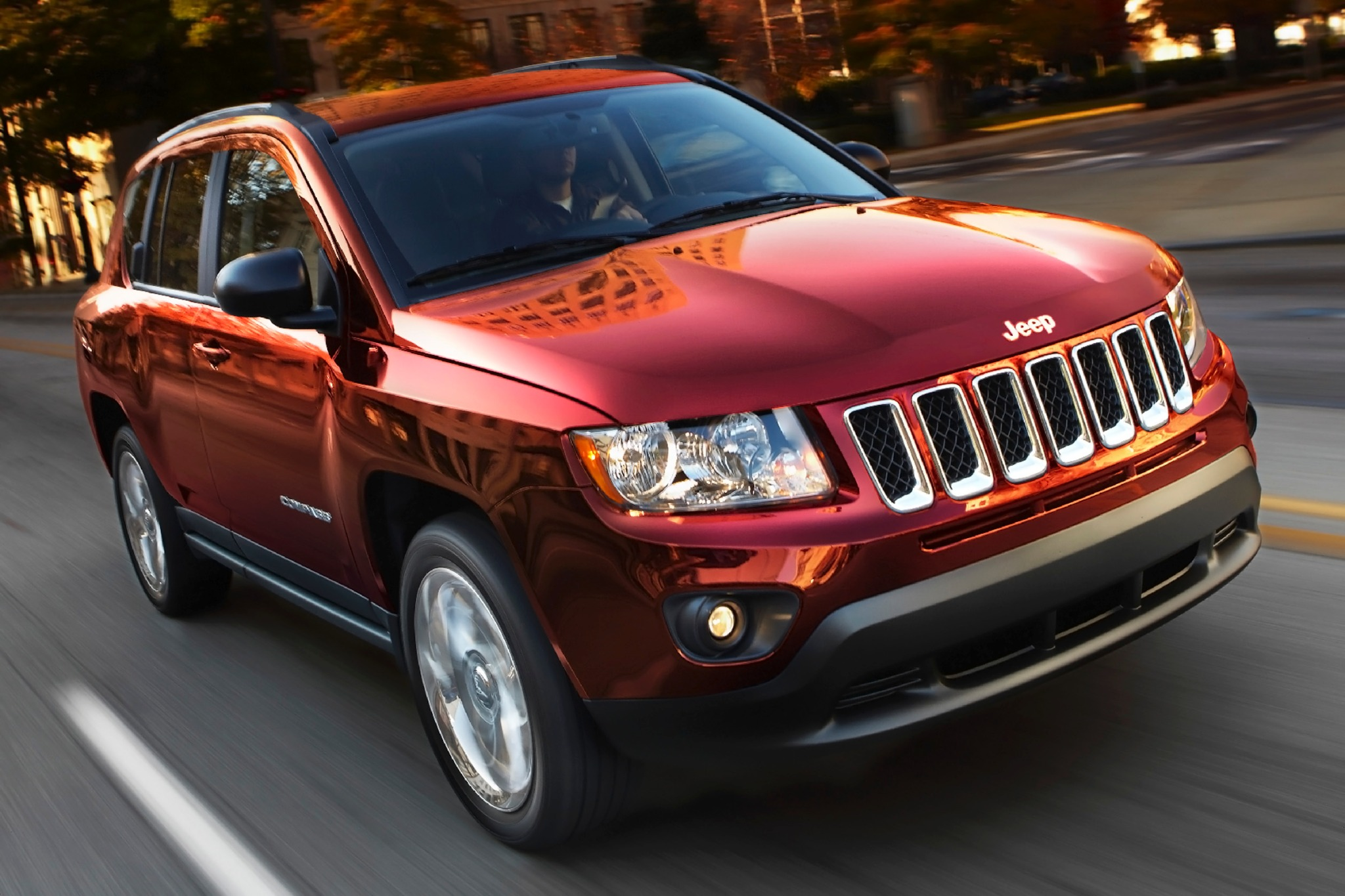 2014 Jeep Compass Limited exterior #1