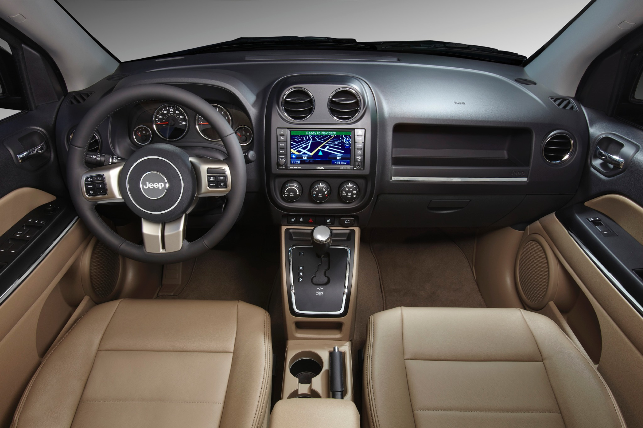 2014 Jeep Compass Limited exterior #9
