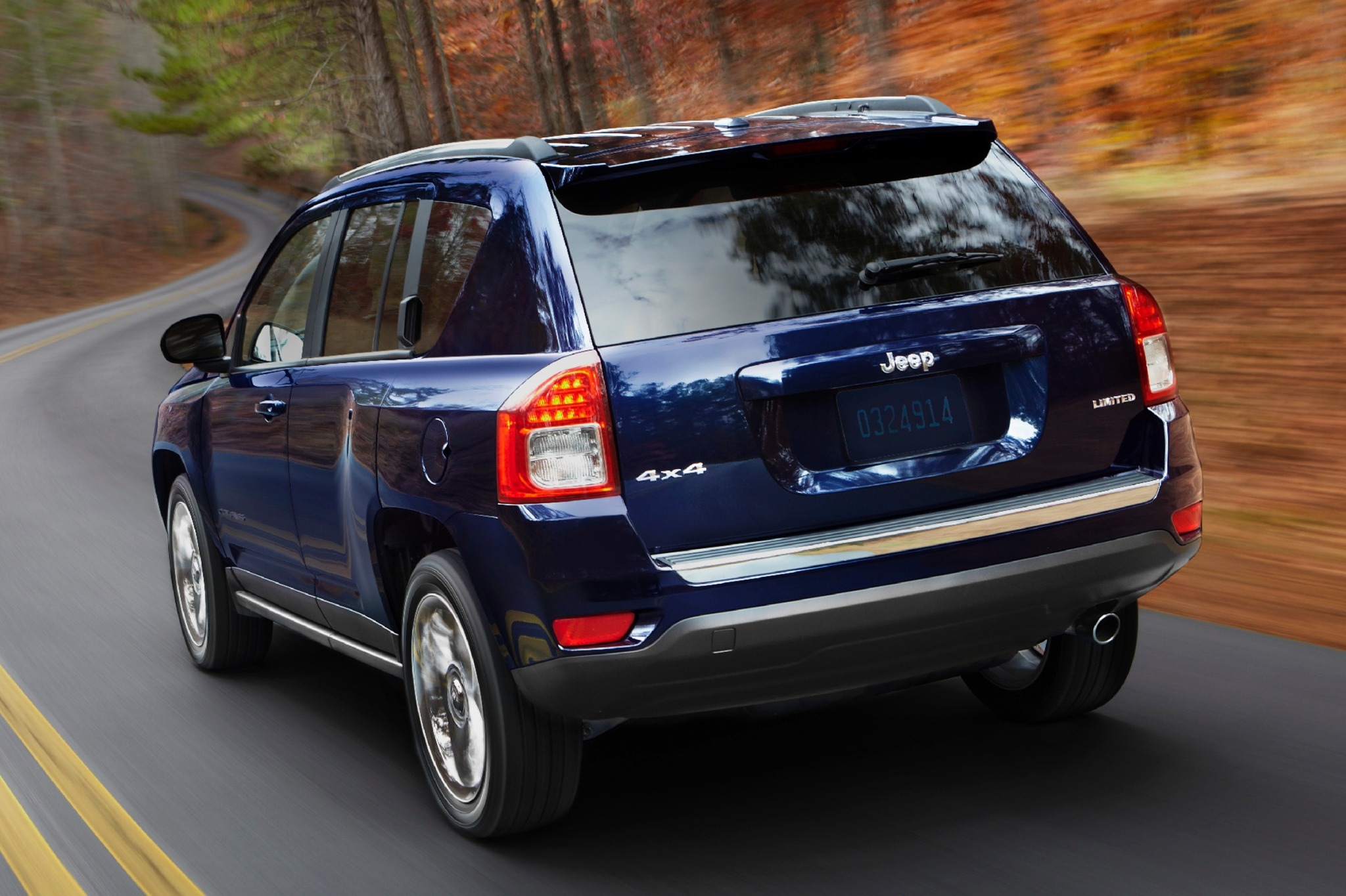 2014 Jeep Compass Limited exterior #6