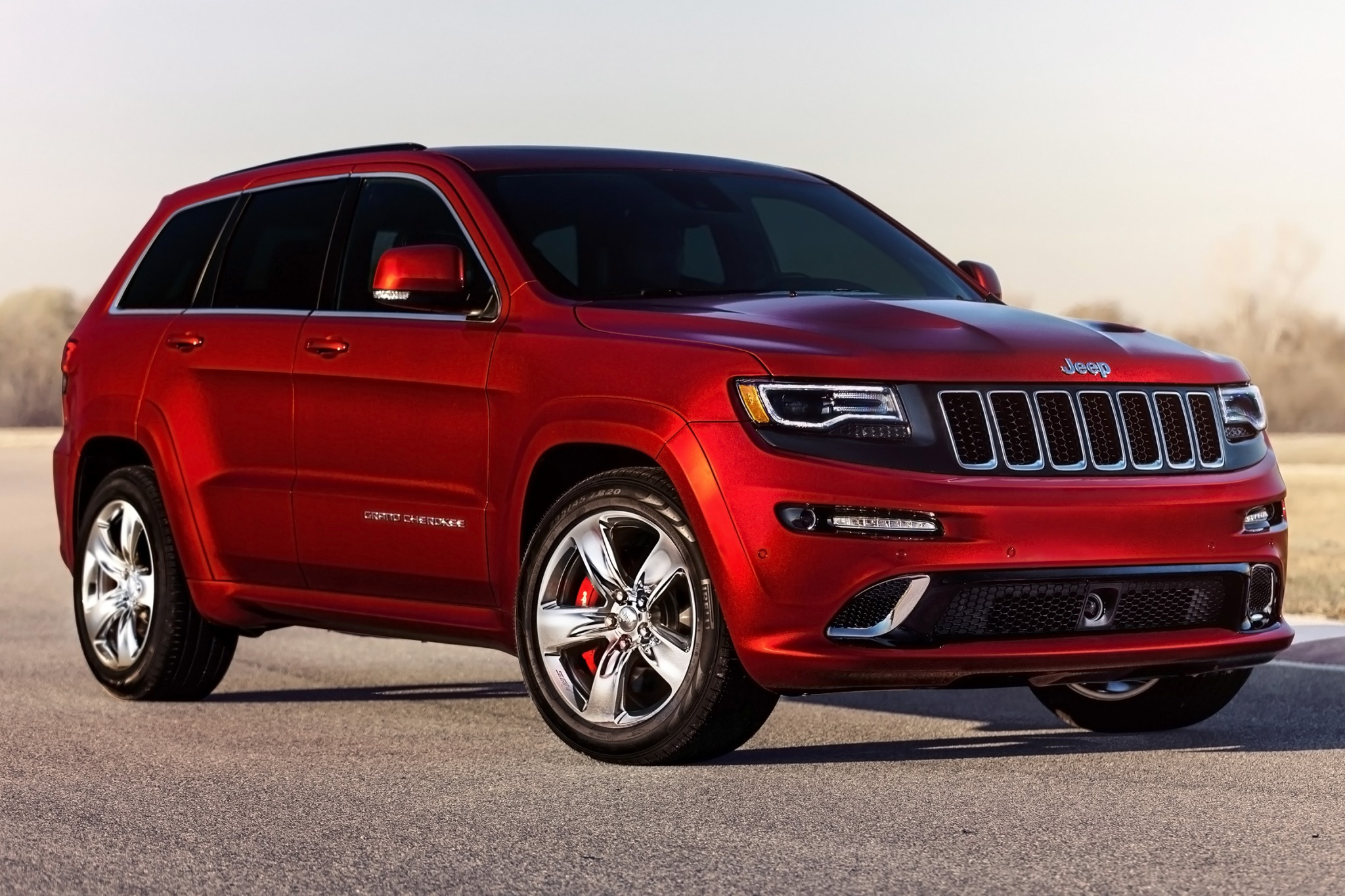 2014 Jeep Grand Cherokee  interior #5
