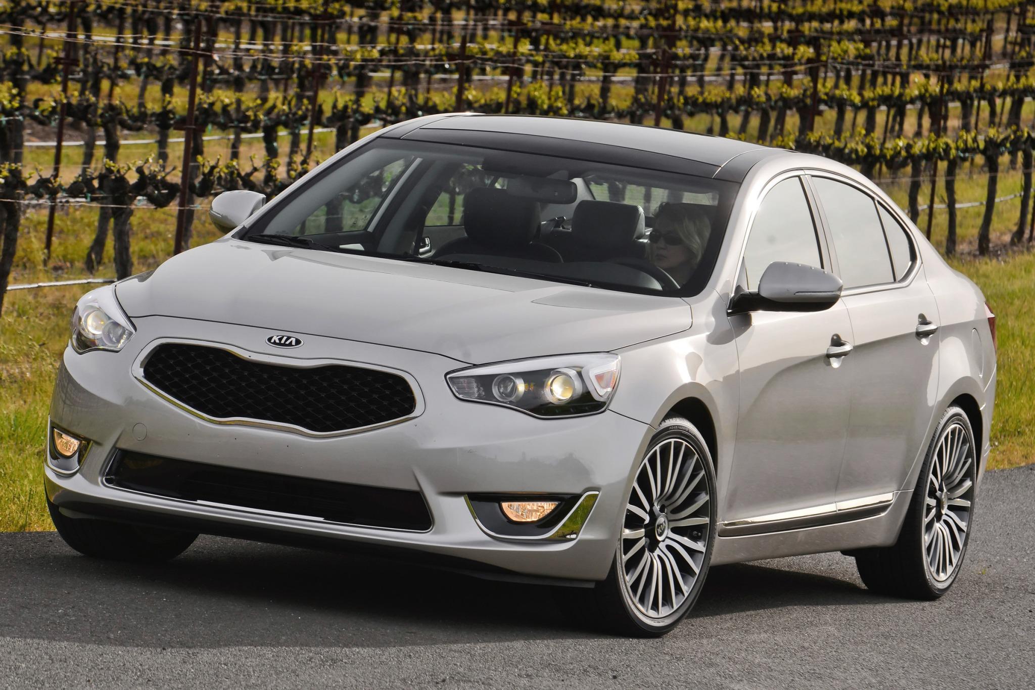 kia specs cadenza autoevolution cars