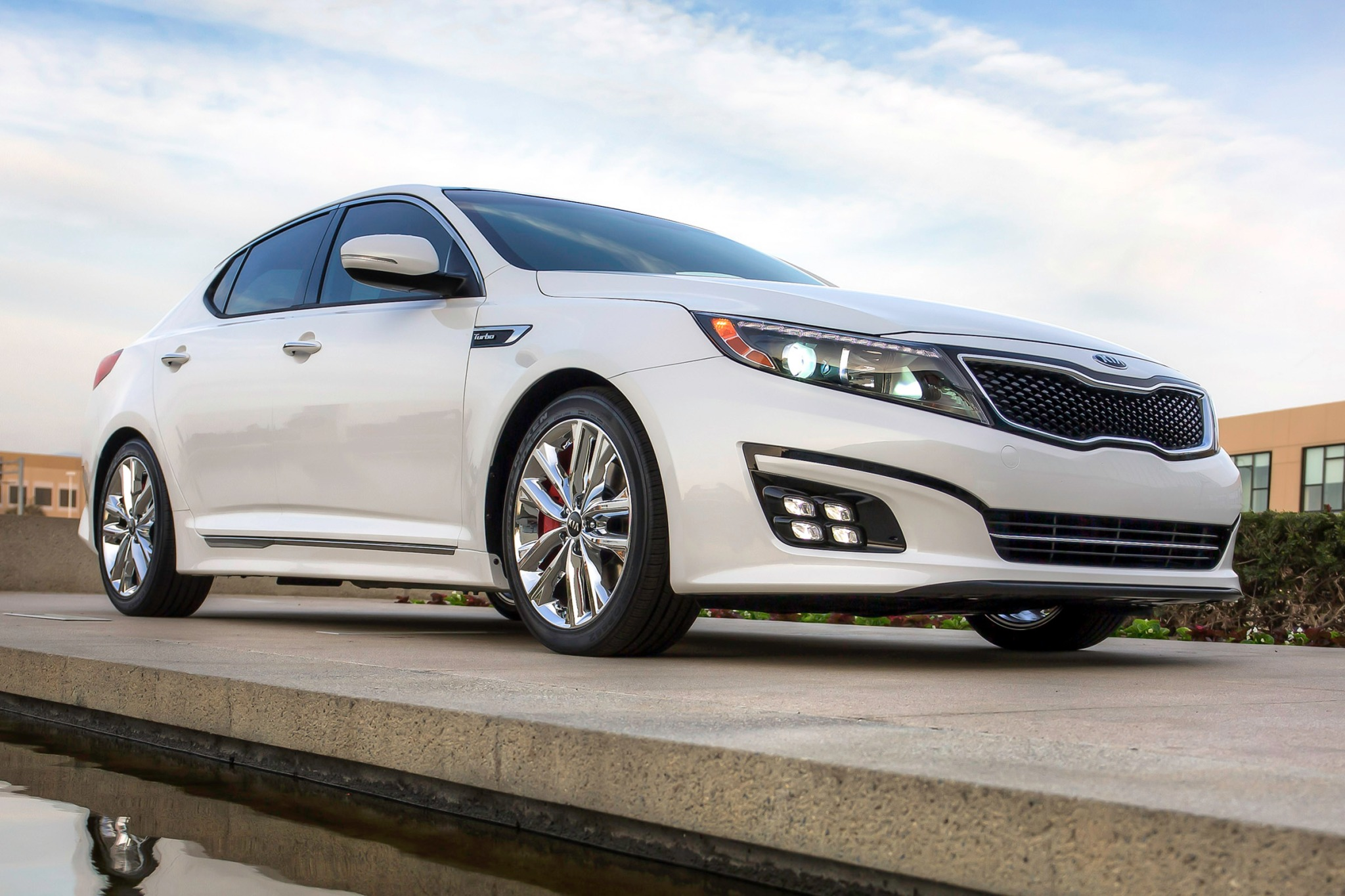 2014 Kia Optima Sedan SX  exterior #1