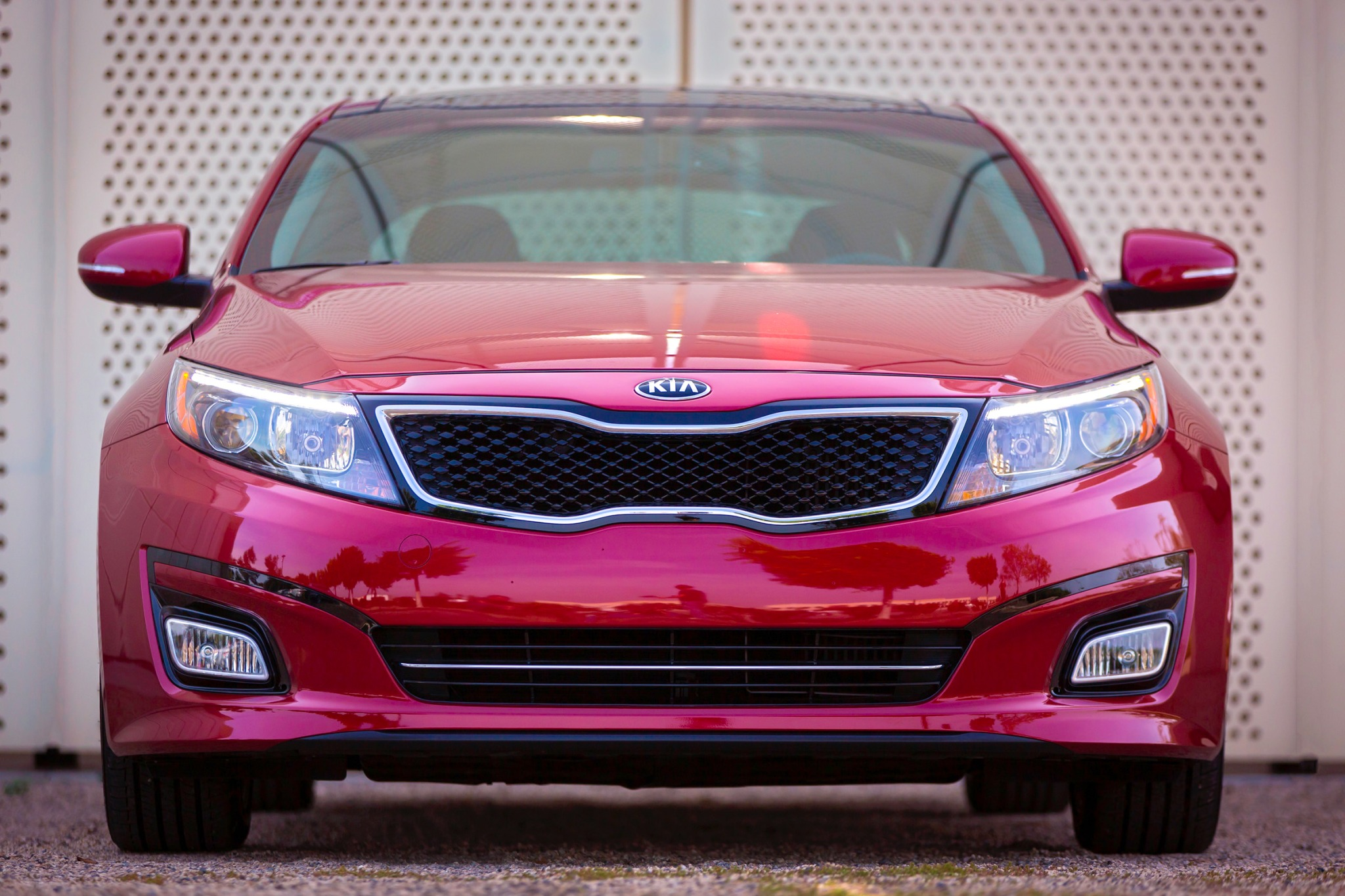 2014 Kia Optima Sedan SX  exterior #9