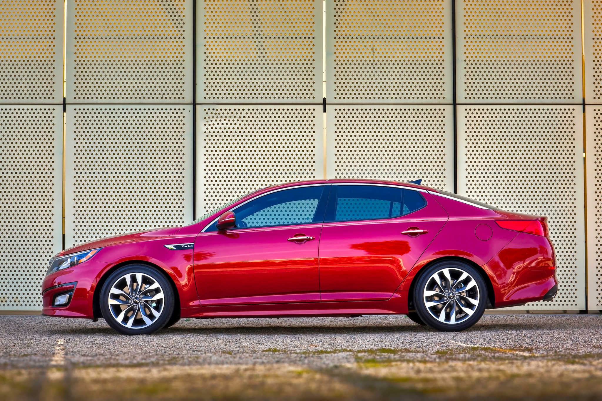 2014 Kia Optima Sedan SX  exterior #5