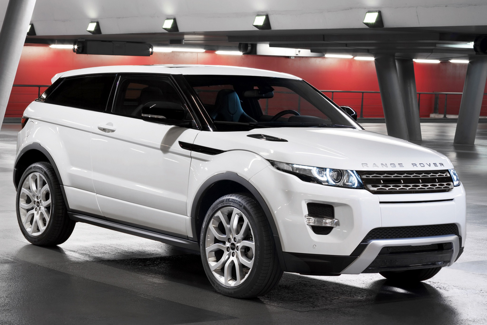 evoque plus grey range youtube landrover orkney pure land rover watch