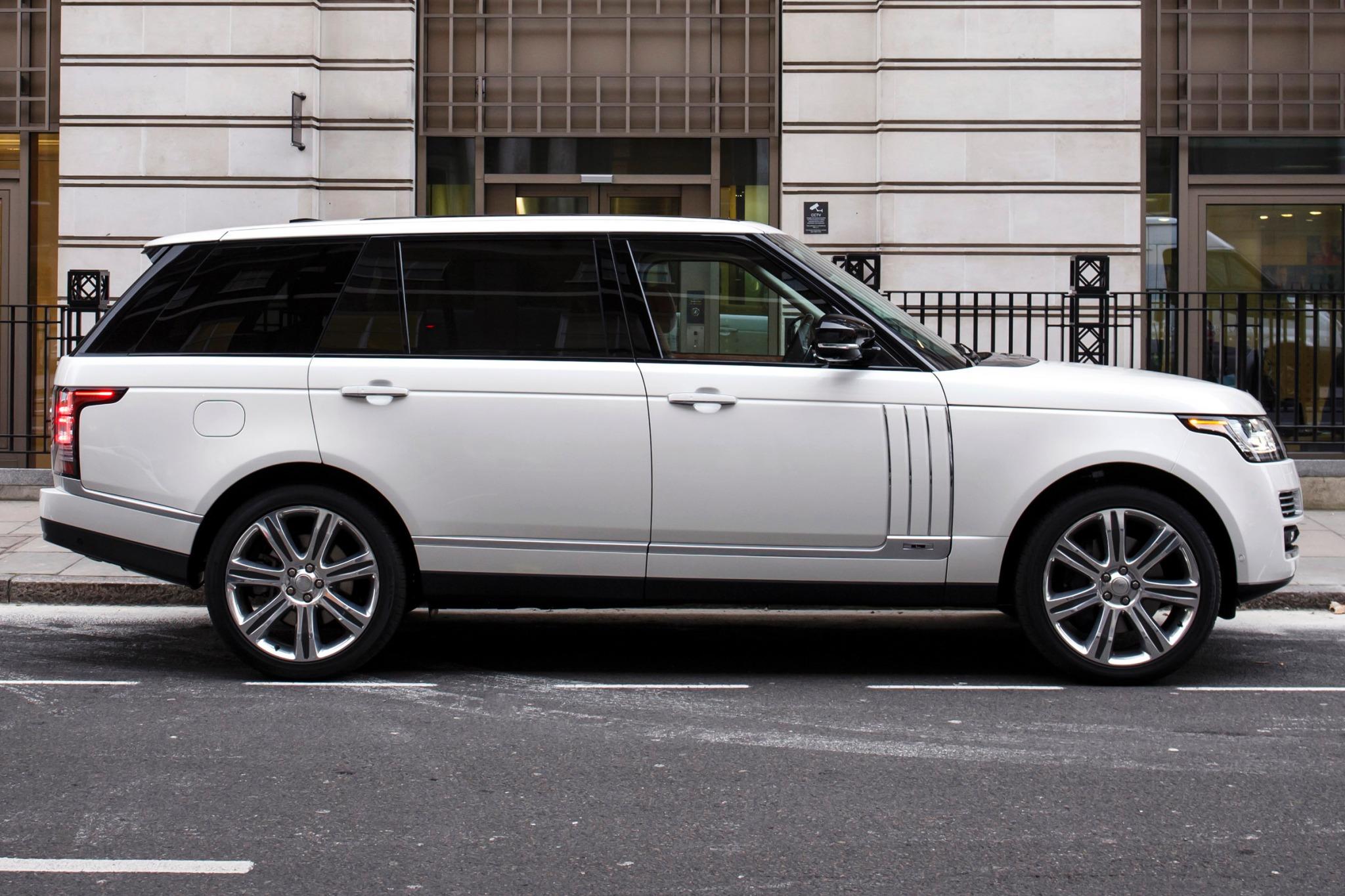 2014 Range Rover >> 2014 LAND ROVER RANGE ROVER - Image #3