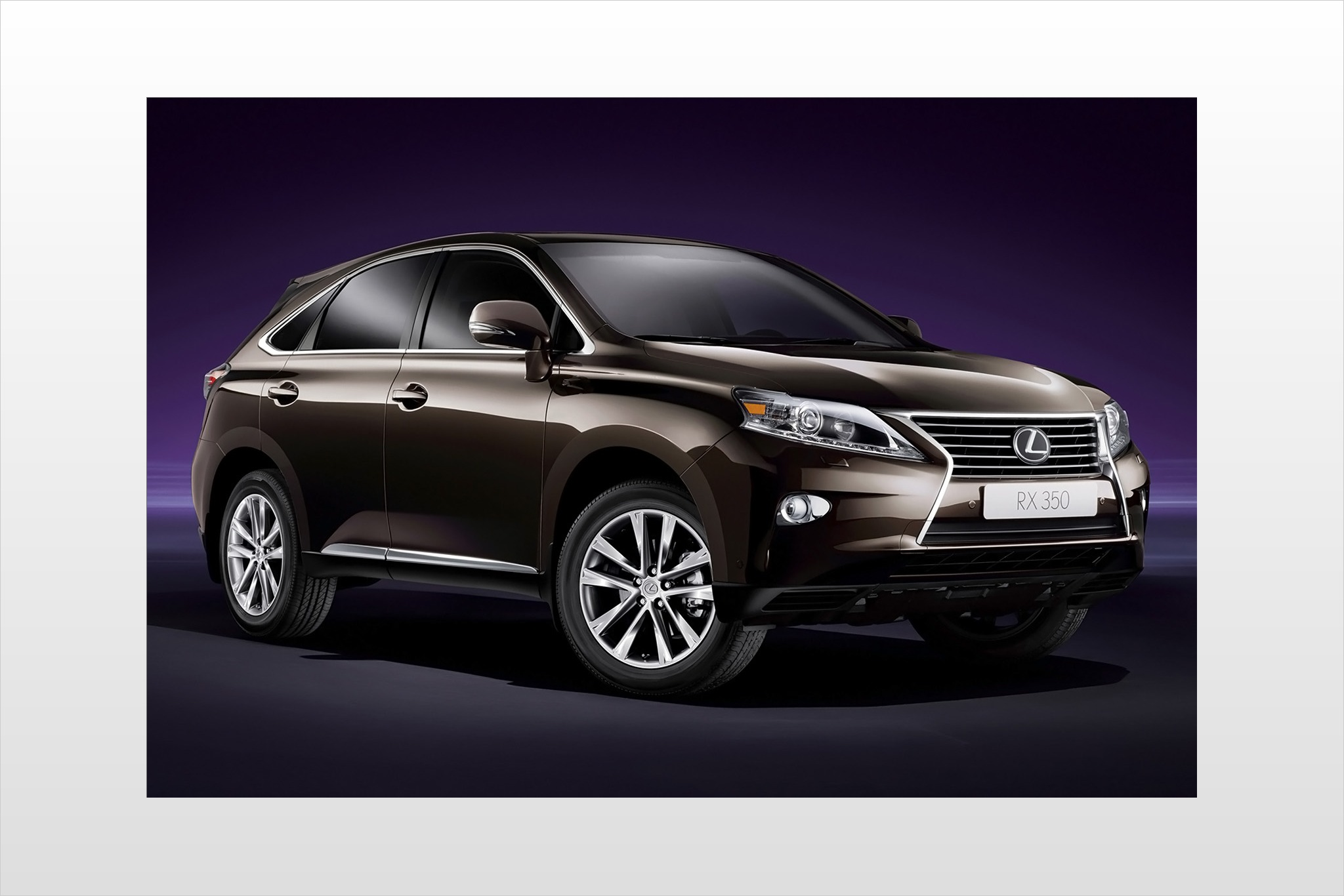 automobile magazine rx three front lexus and updated quarters news