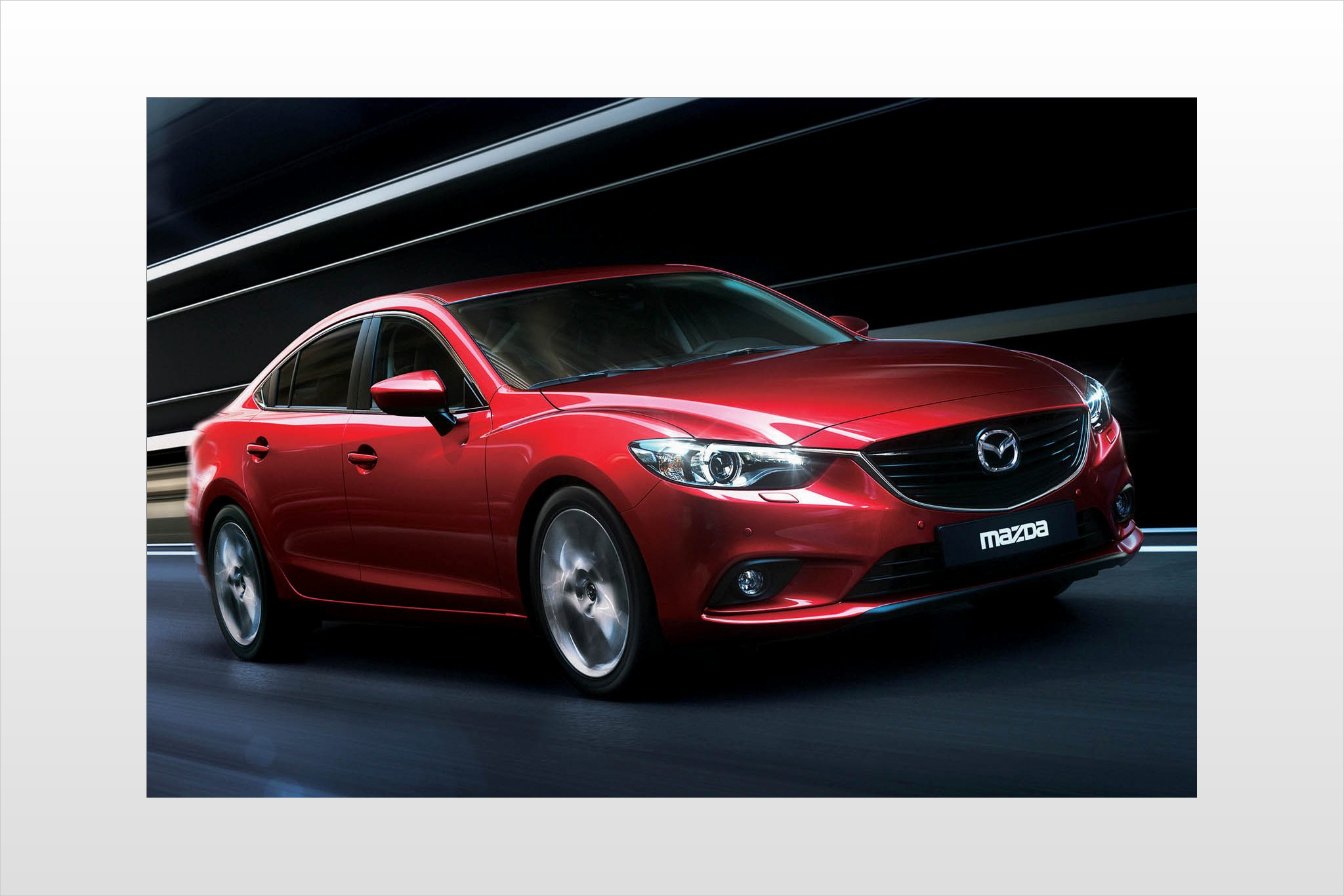 2014 used mazda mazda6 i grand autos weblog. Black Bedroom Furniture Sets. Home Design Ideas