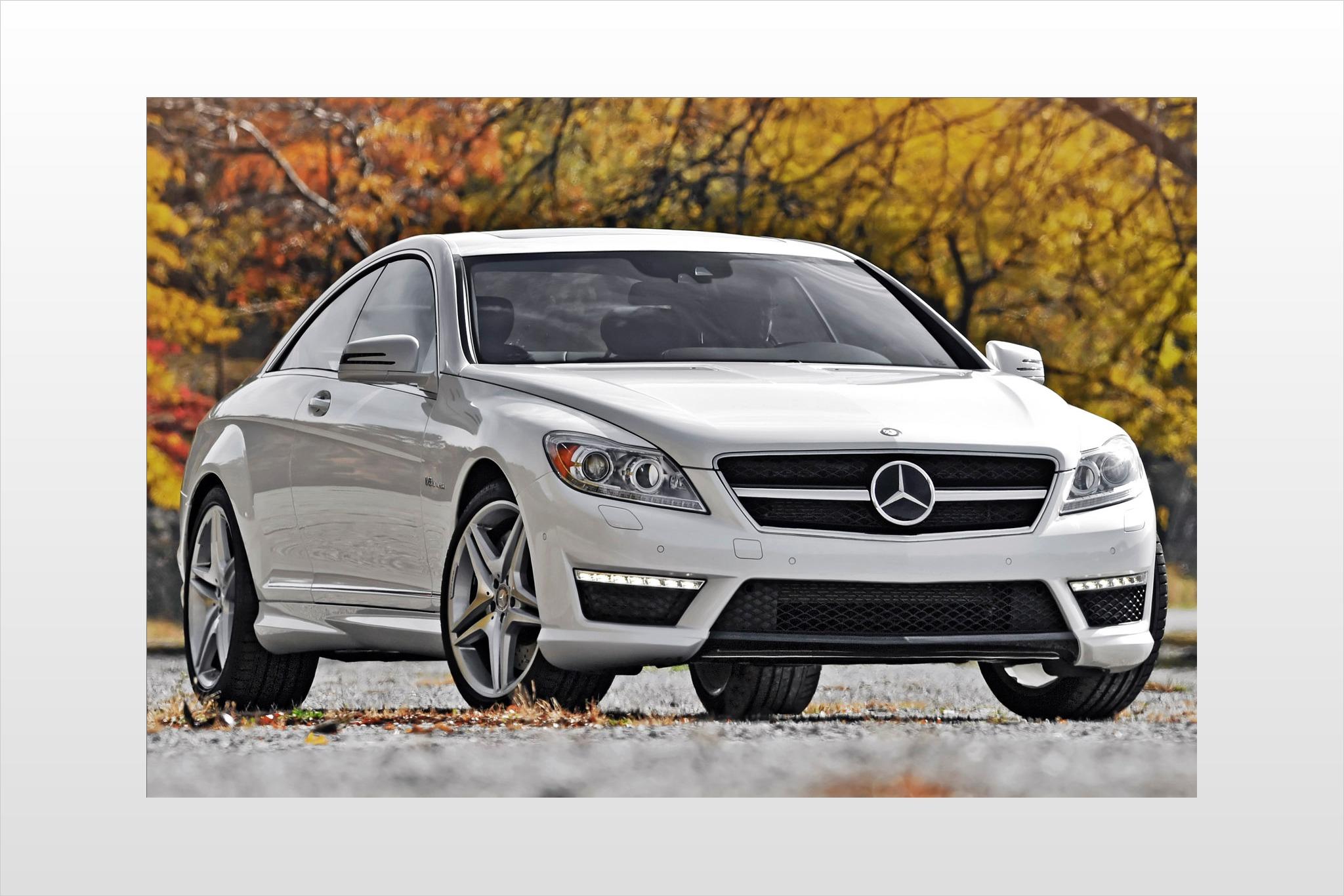 2014 Mercedes Benz Cl Class Image 5
