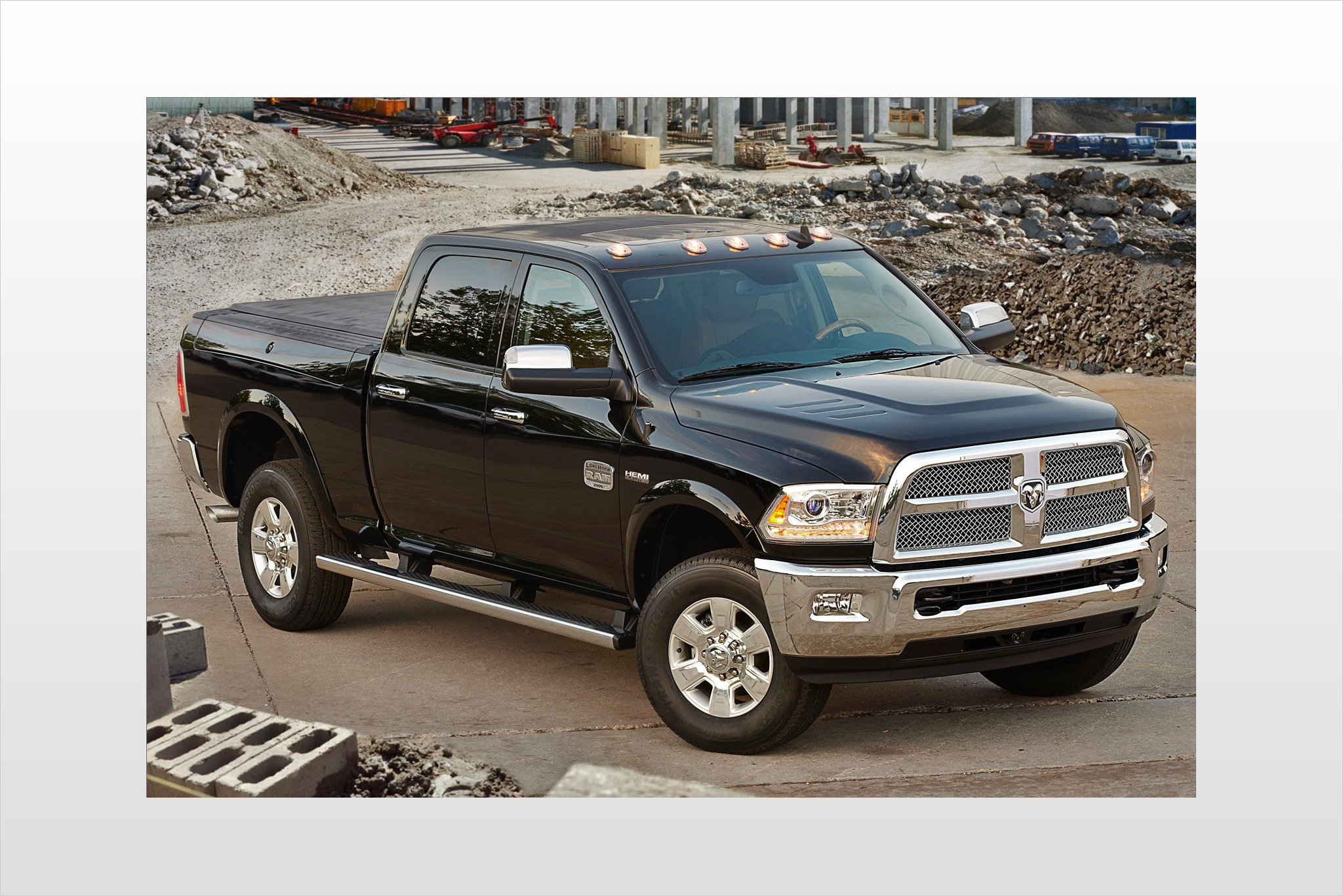 2014 Ram 2500 Power Wagon exterior #5
