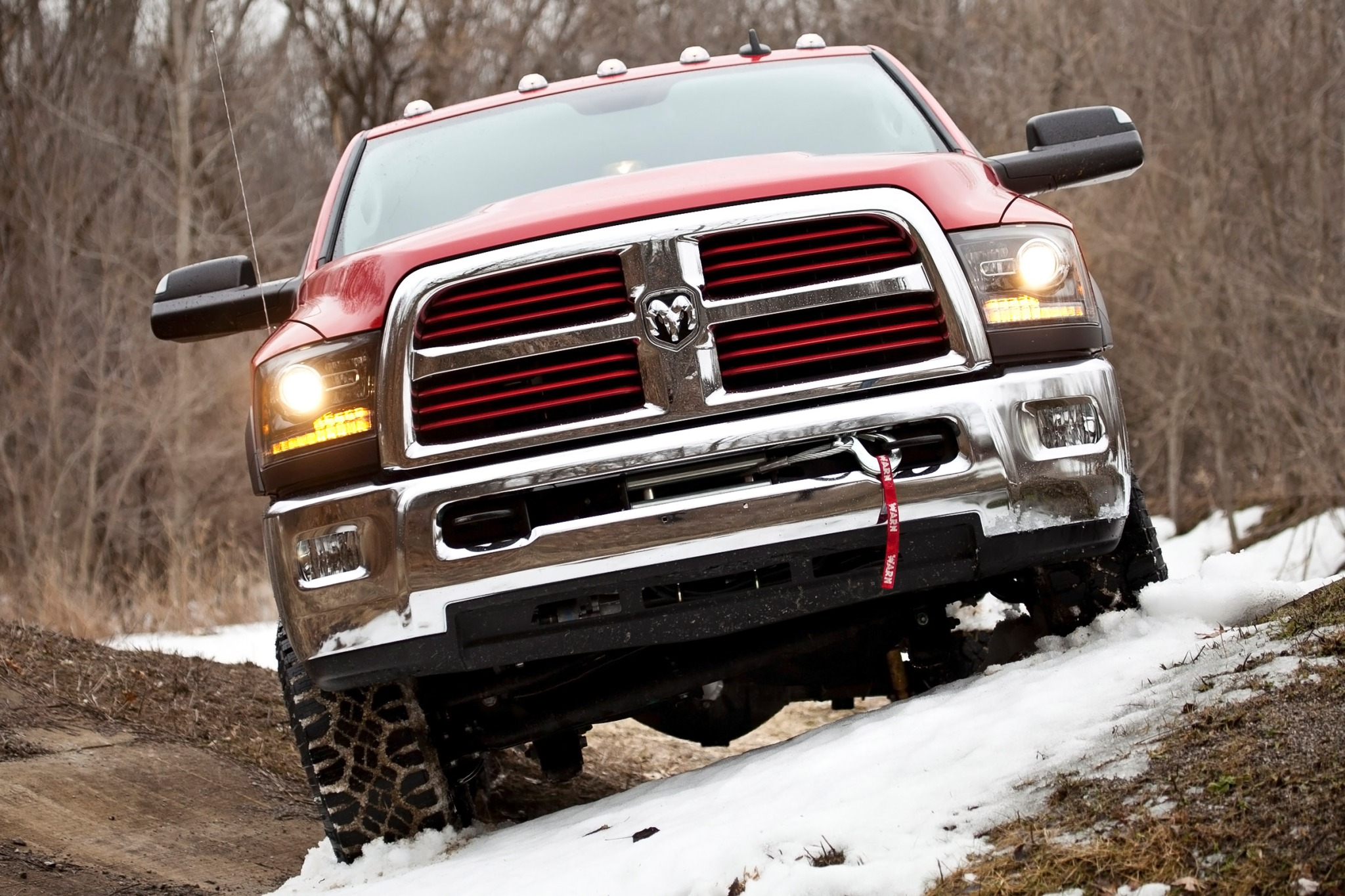 2014 Ram 2500 Power Wagon exterior #9