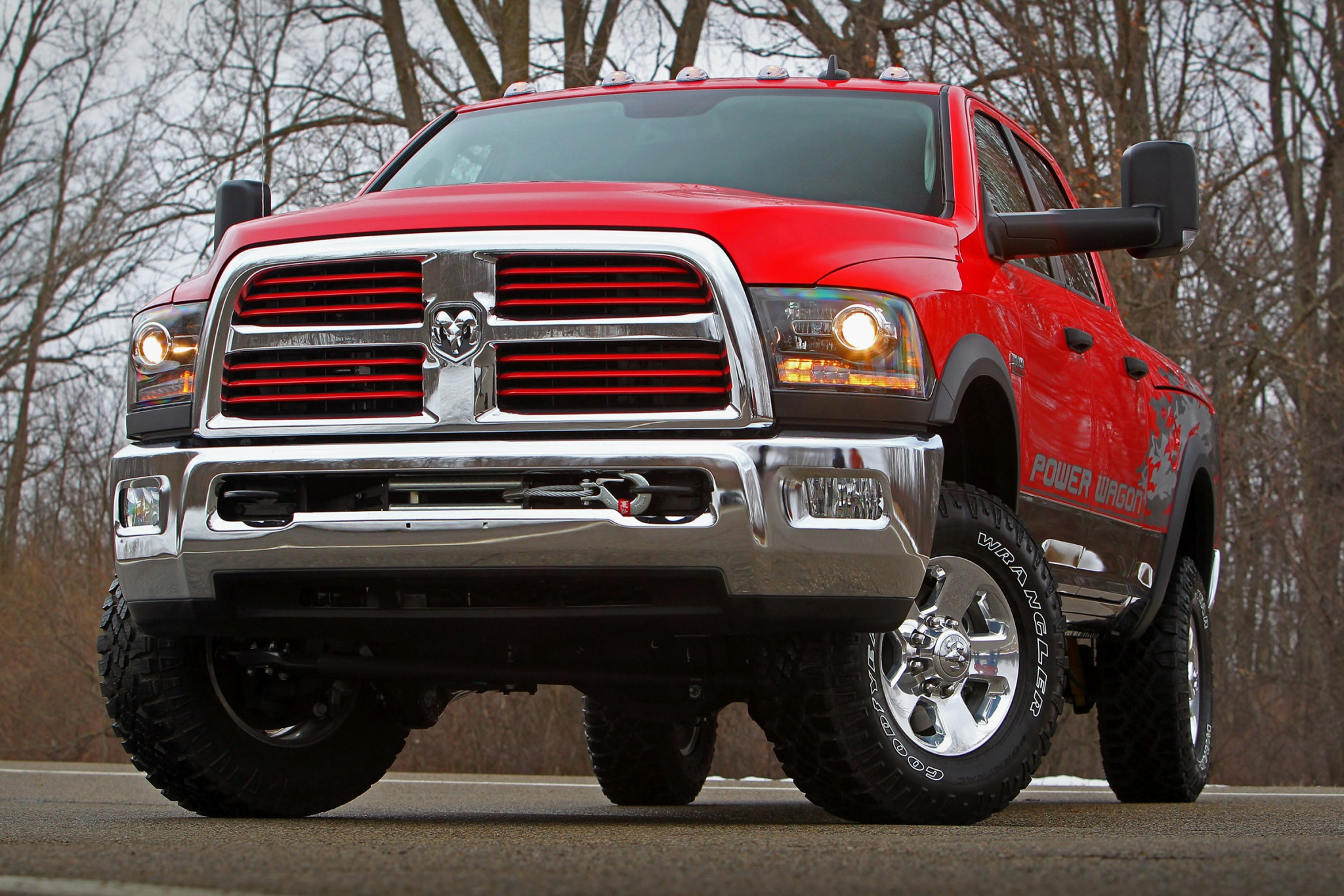 2014 Ram 2500 Power Wagon exterior #1